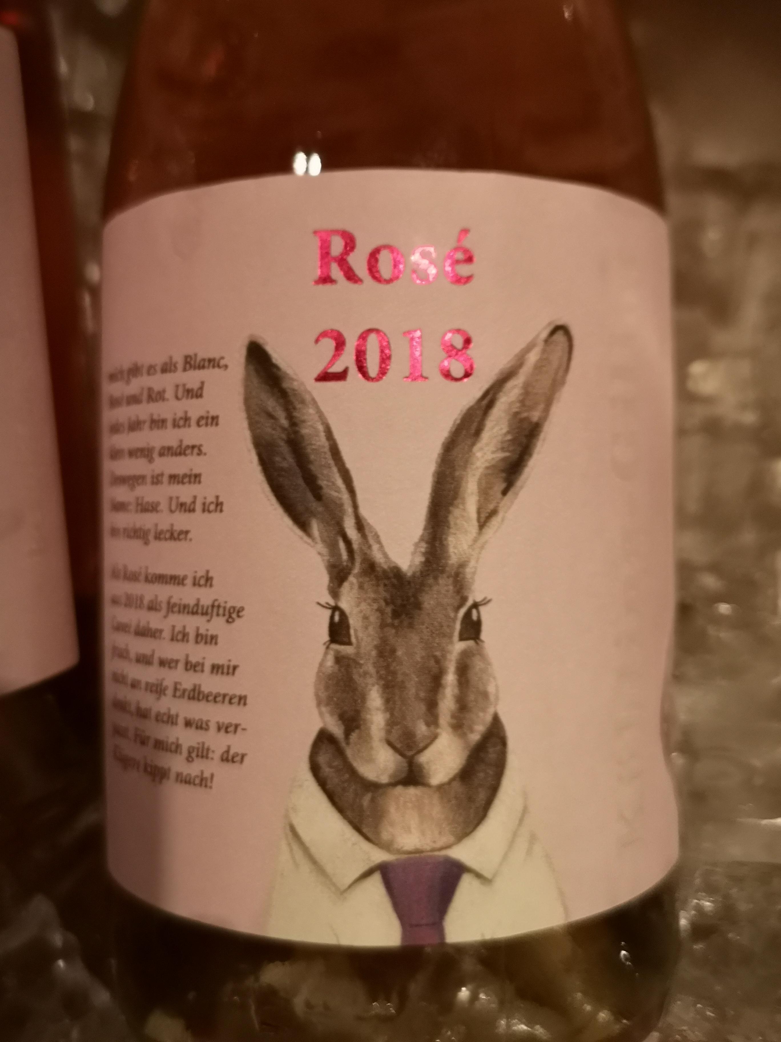 2018 Rosé | Kühling-Gillot