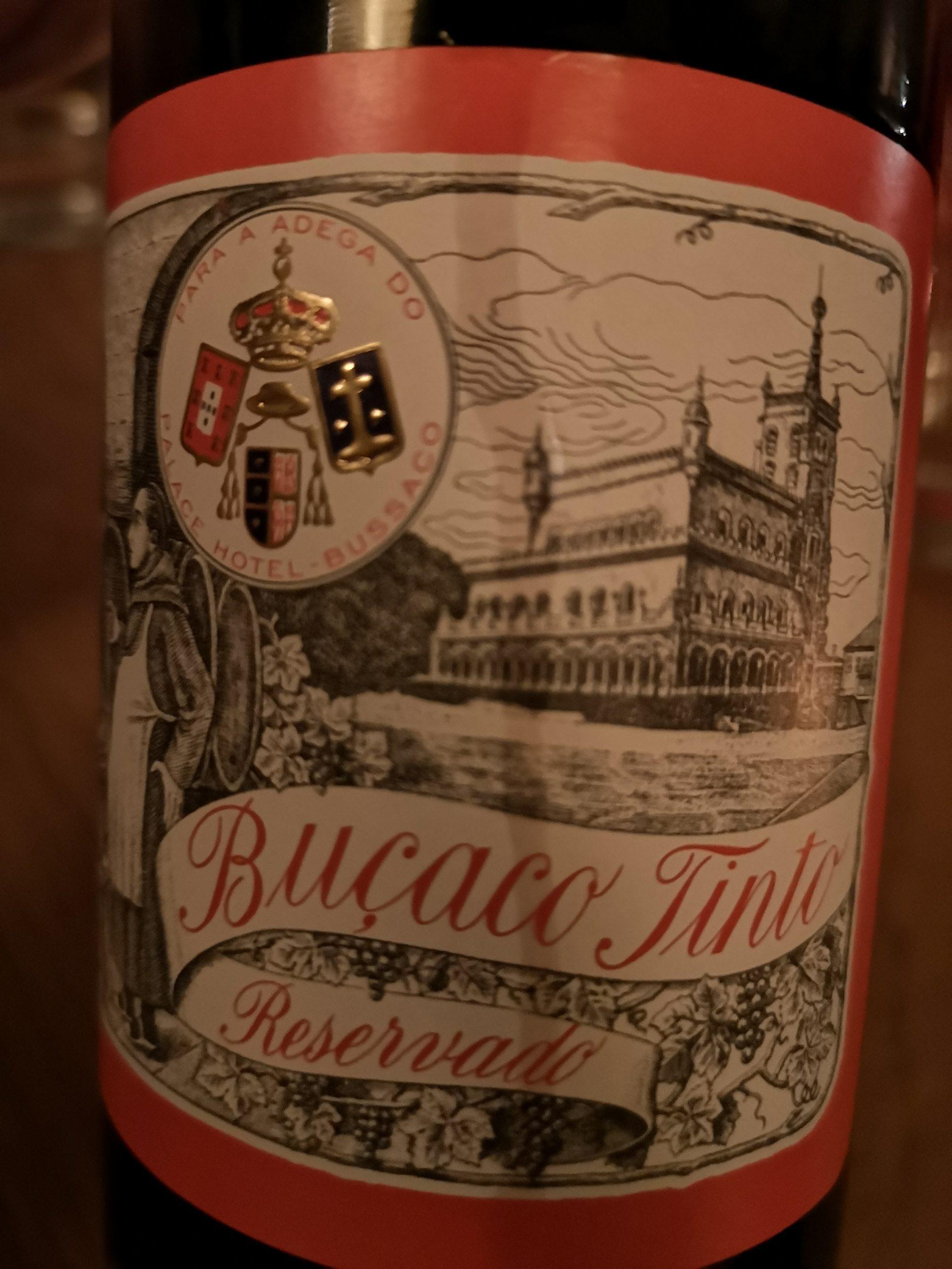 2000 Buçaco Tinto Reservado | Buçaco