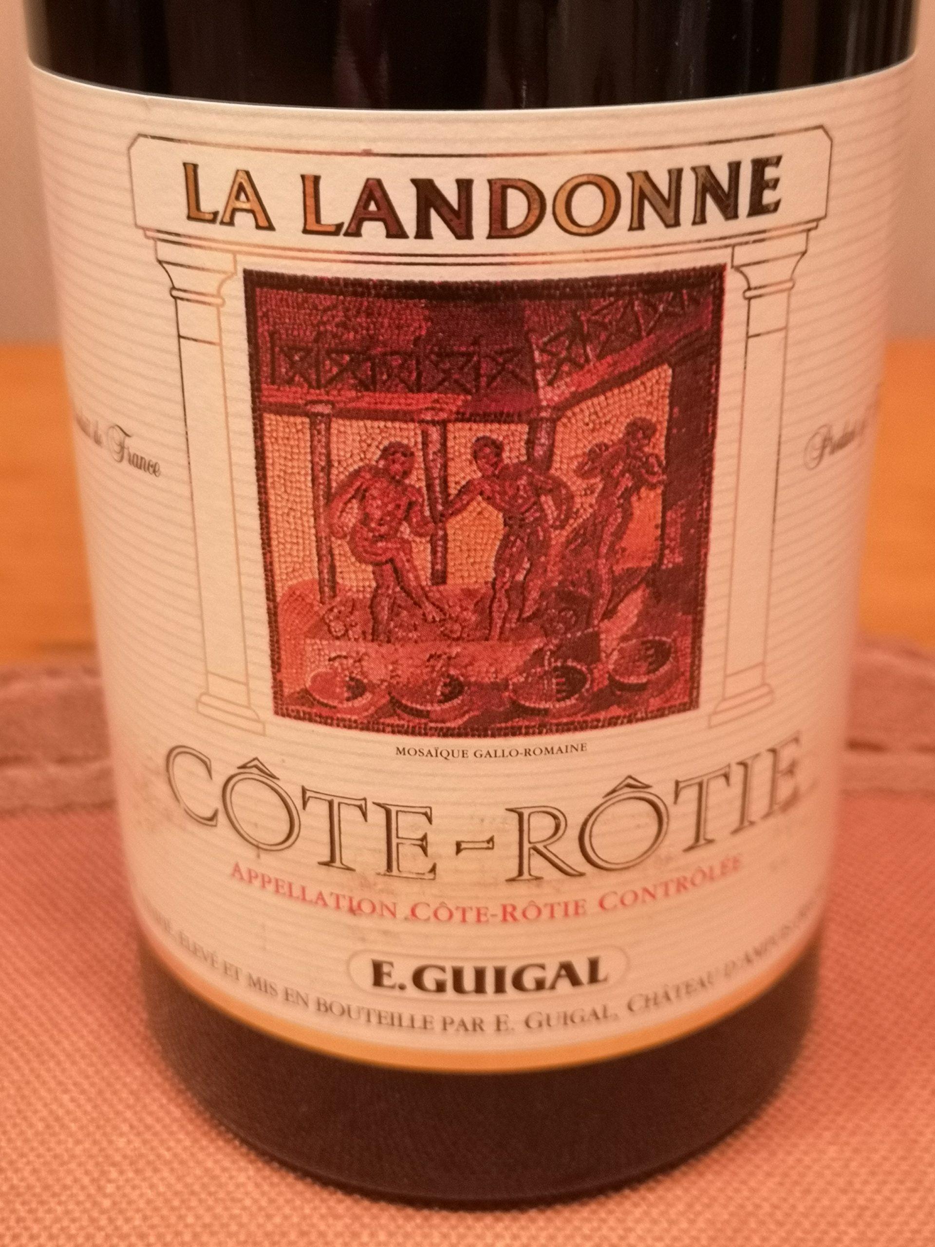 2010 La Landonne | E. Guigal