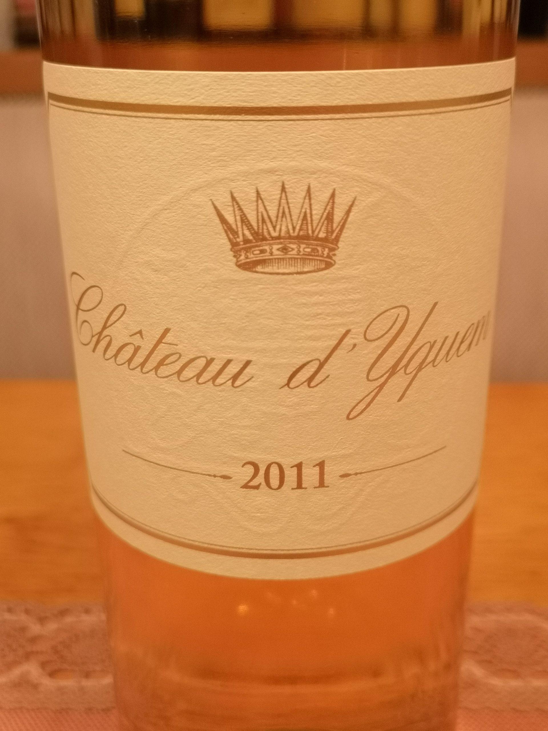 2011 Château d'Yquem | Château d'Yquem