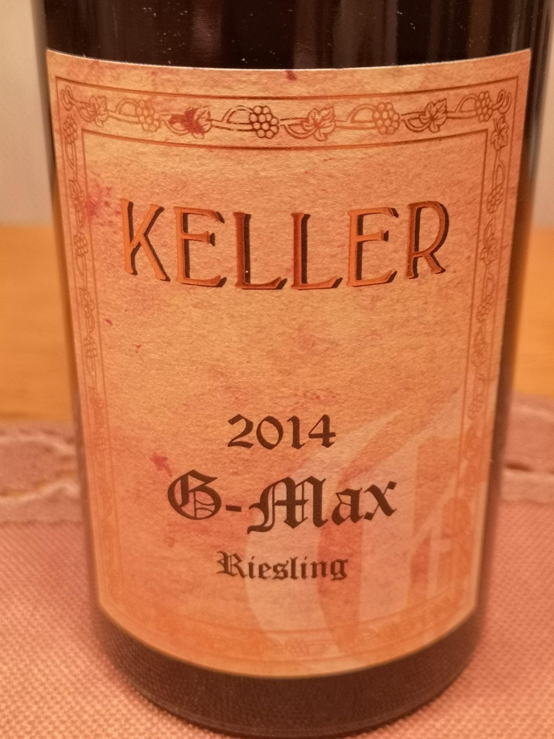 2014 Riesling G-Max | Keller
