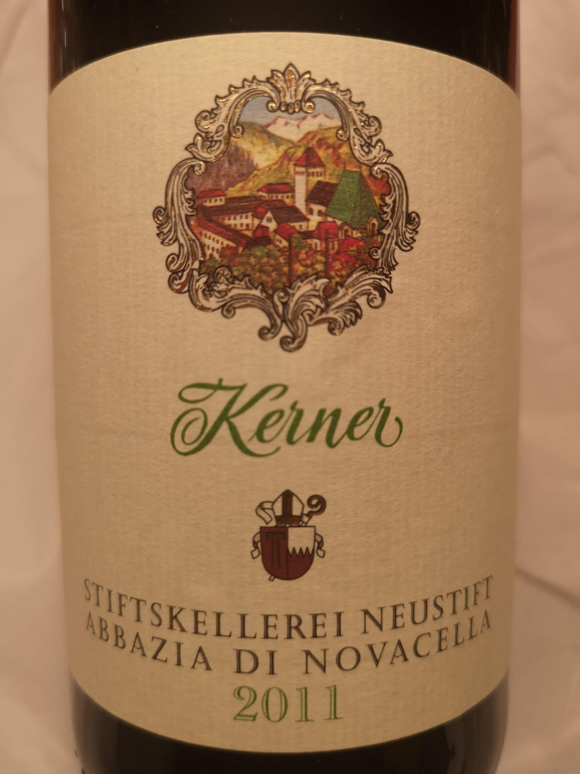2011 Kerner | Stiftskellerei Neustift