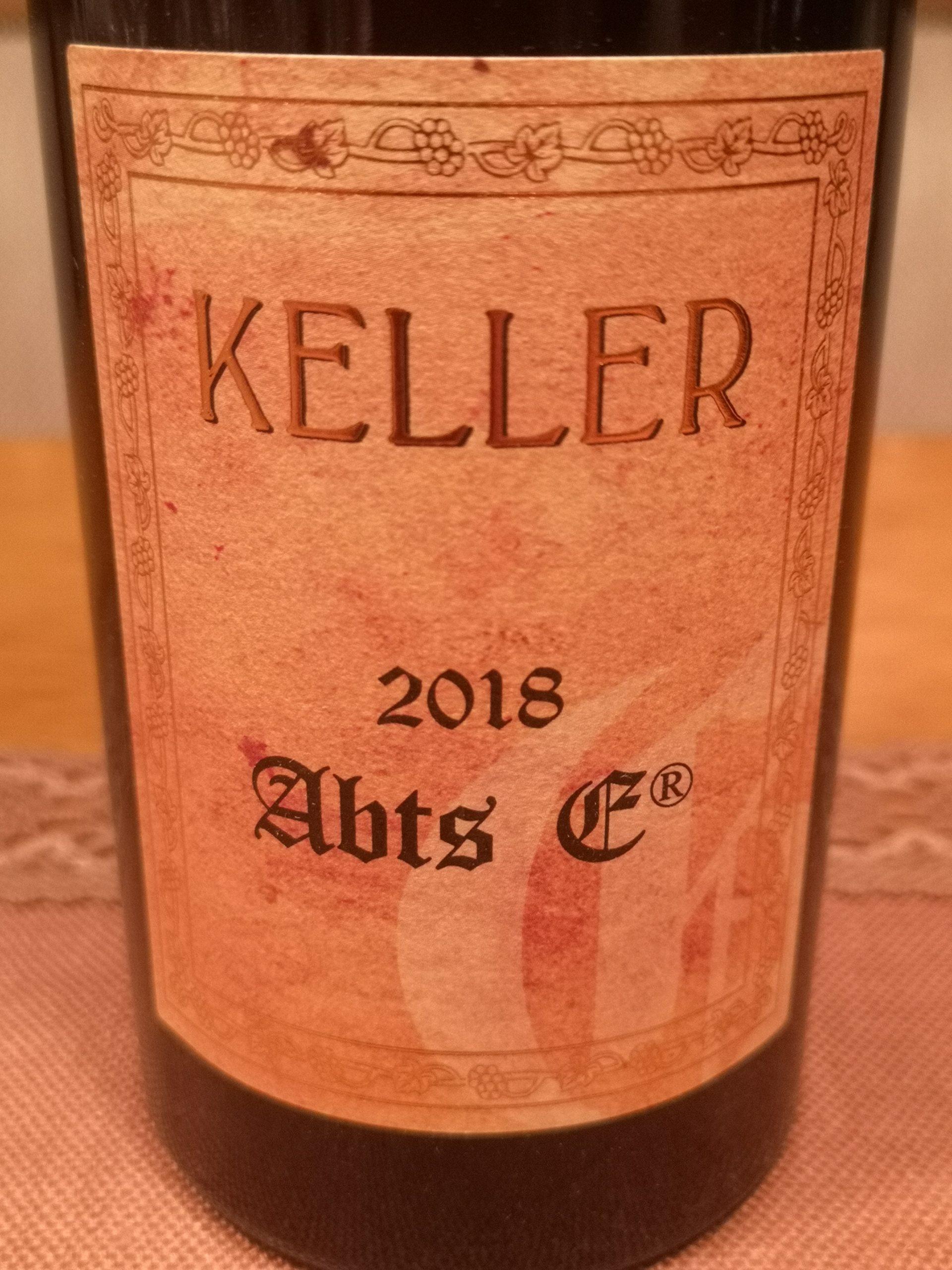 2018 Riesling Abtserde | Keller