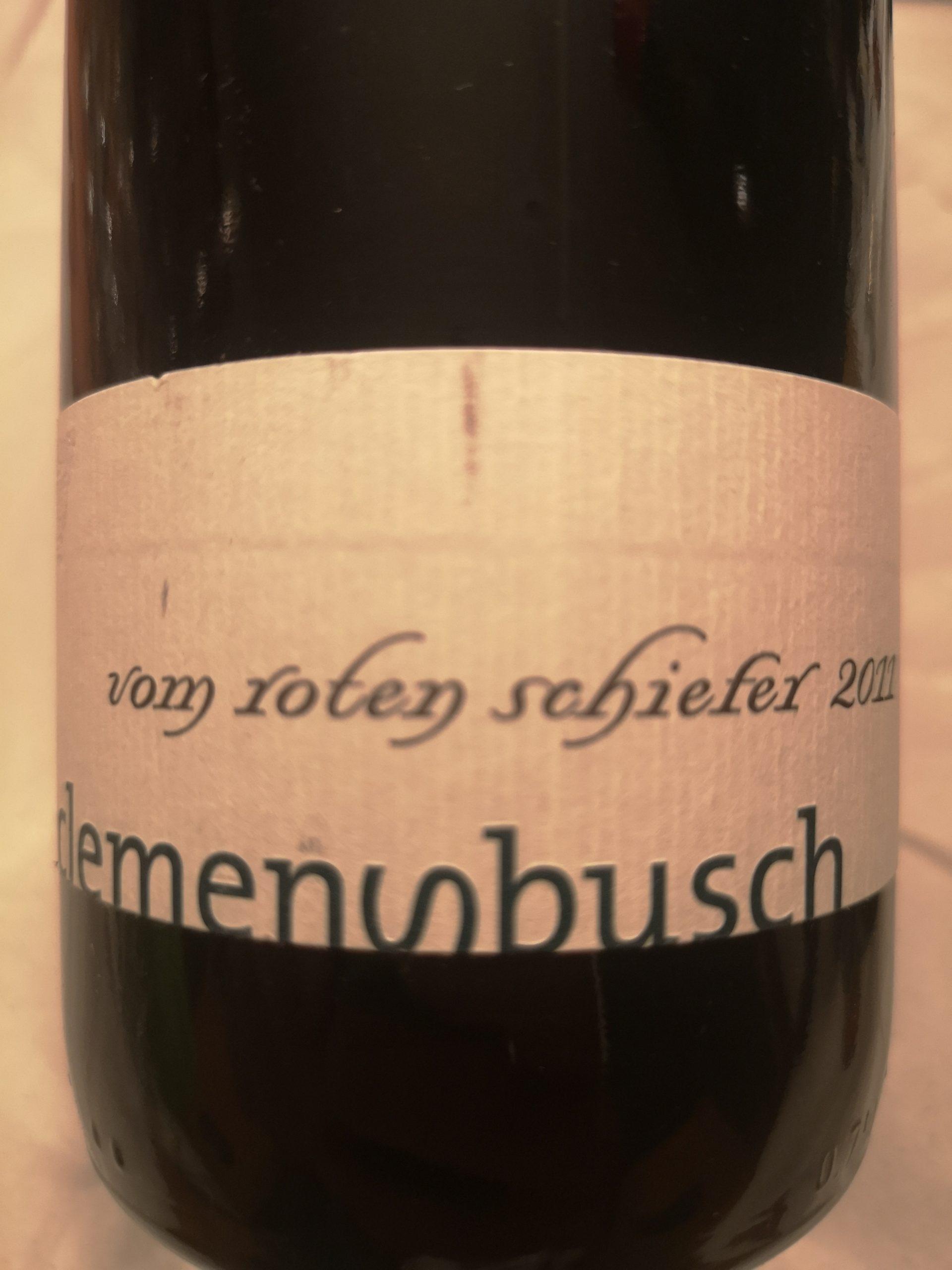 2011 Riesling vom roten Schiefer | Clemens Busch