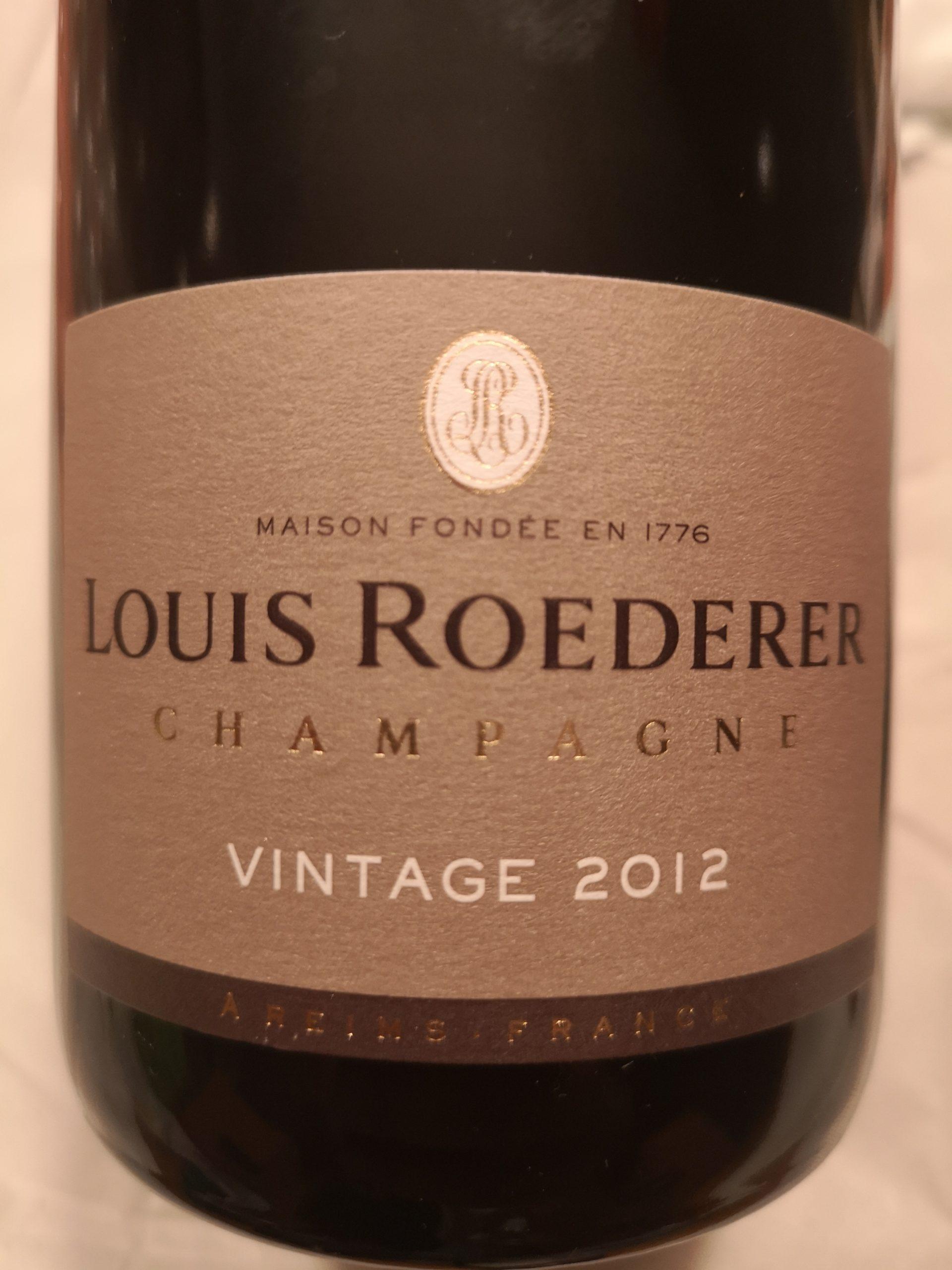 2012 Champagne Roederer Brut | Roederer