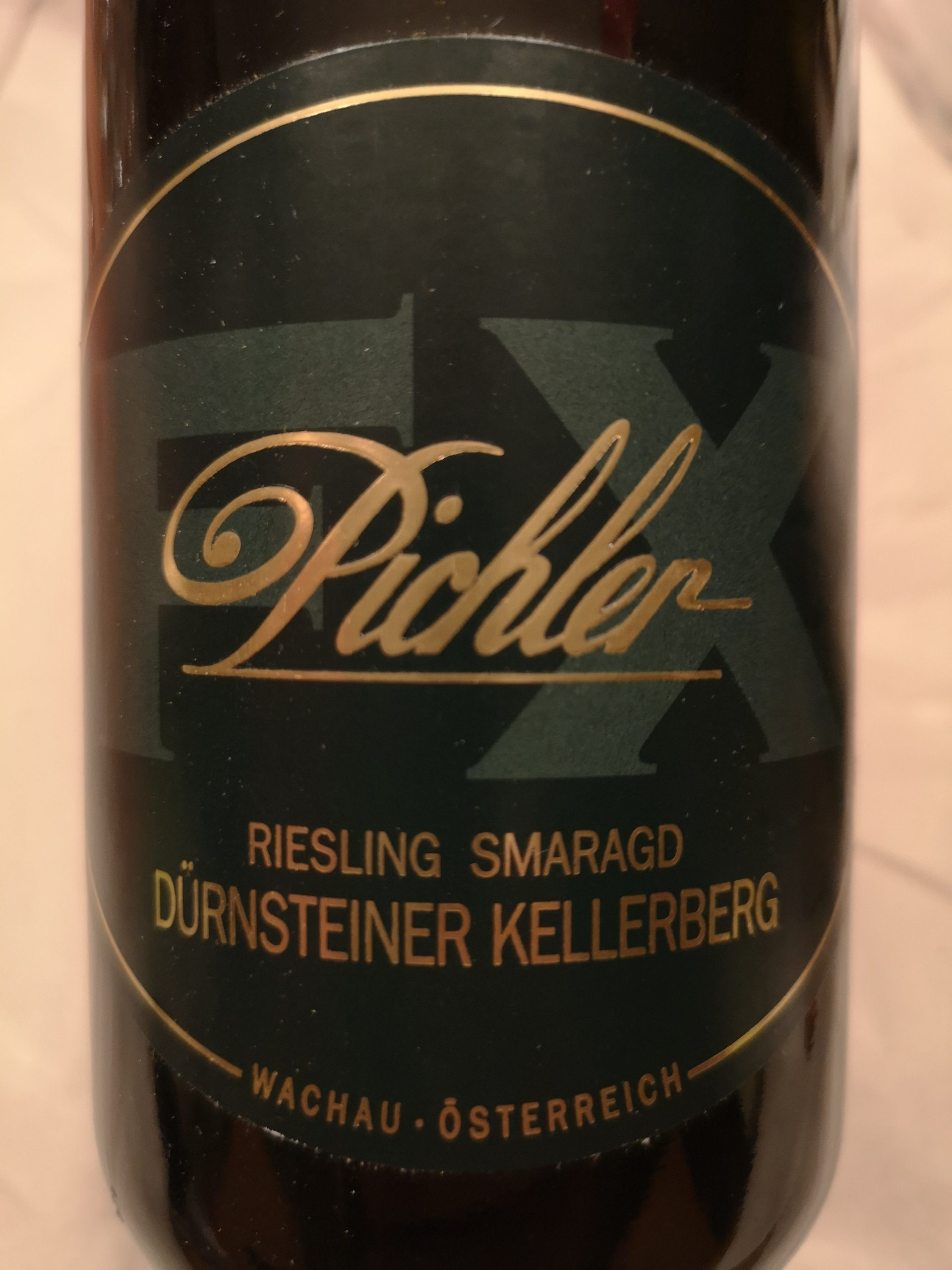 2012 Riesling Dürnsteiner Kellerberg Smaragd | F.X. Pichler