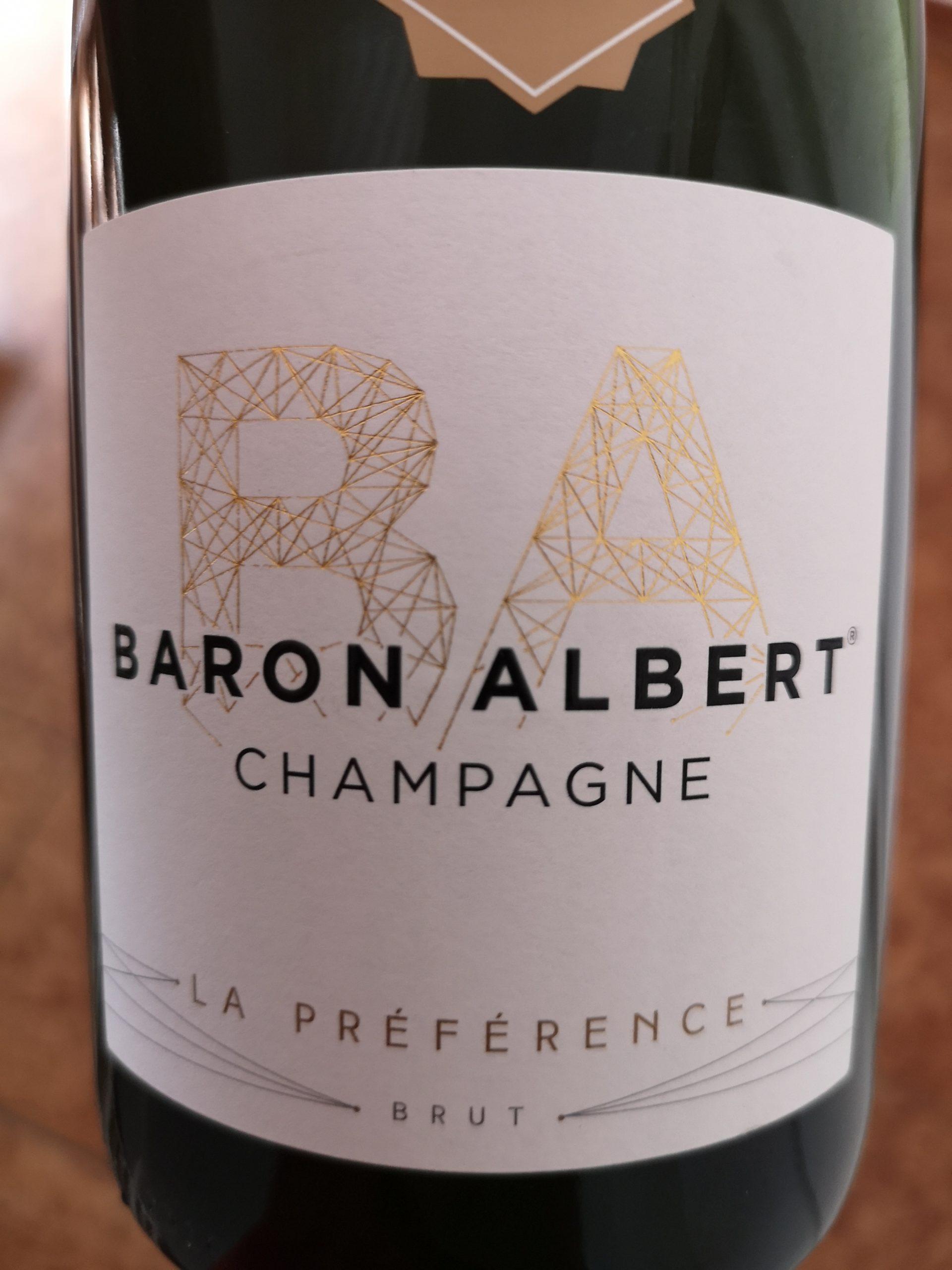 2013 Champagne Brut La Préférence | Baron Albert