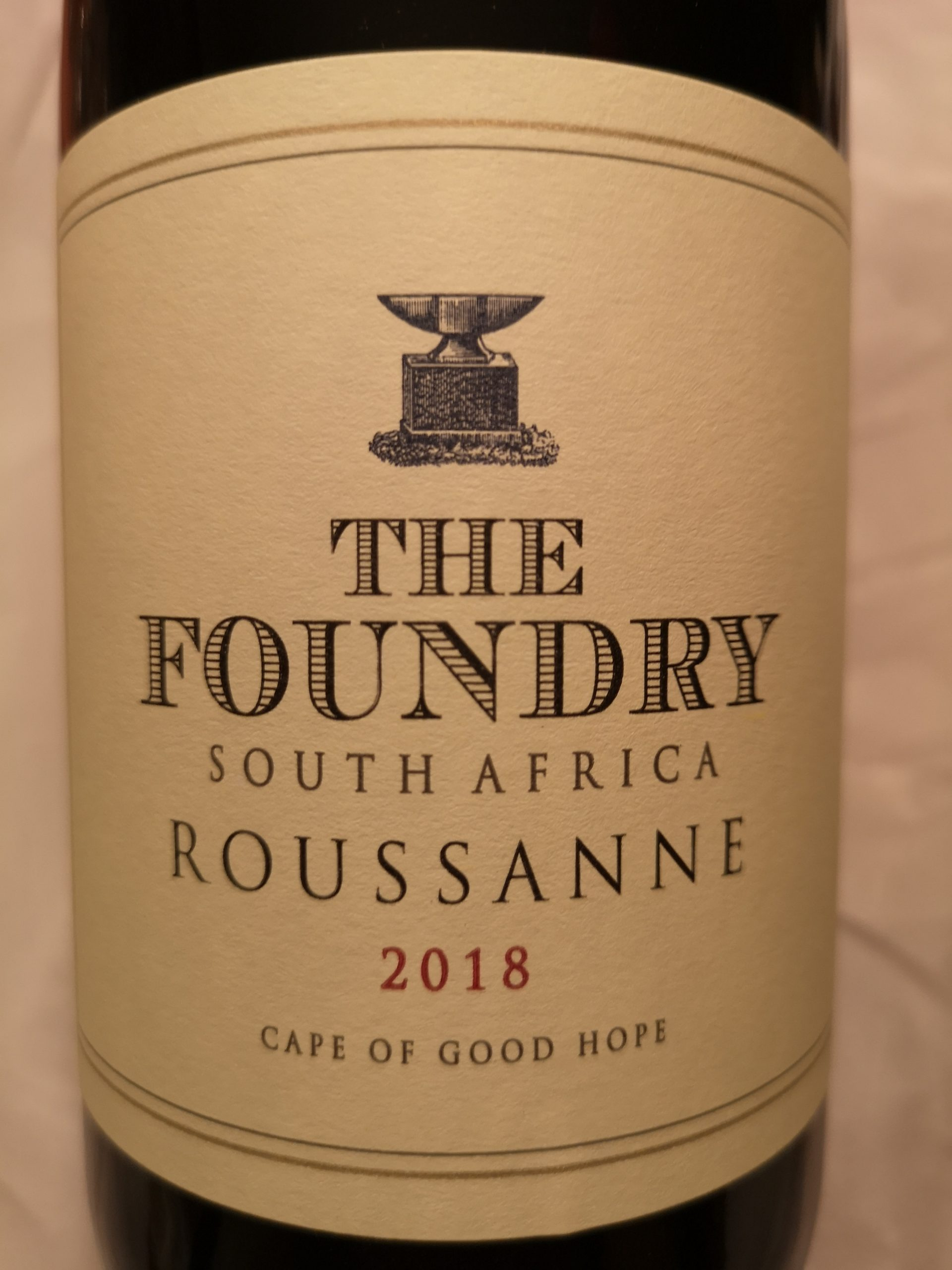 2018 Roussanne | The Foundry