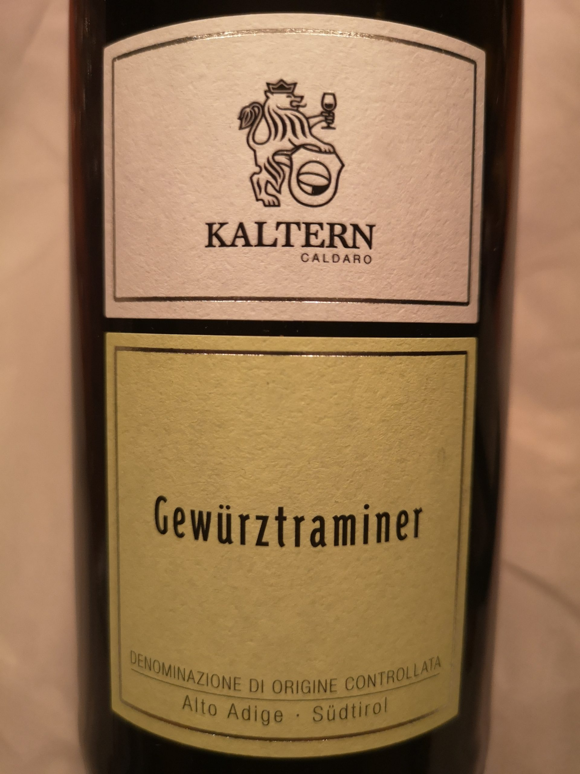2011 Gewürztraminer | Kellerei Kaltern