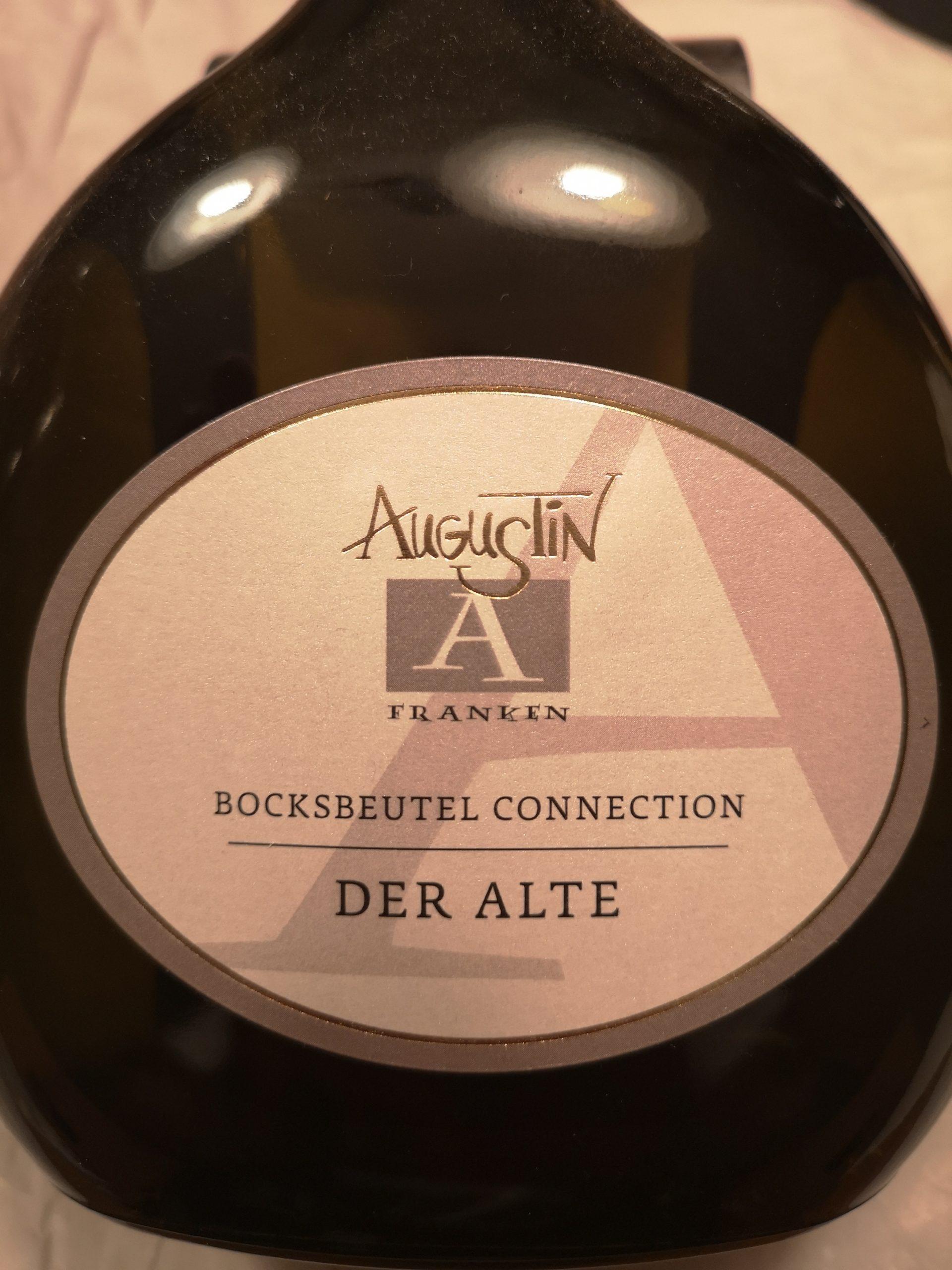 2012 Silvaner 'Der Alte' | Augustin