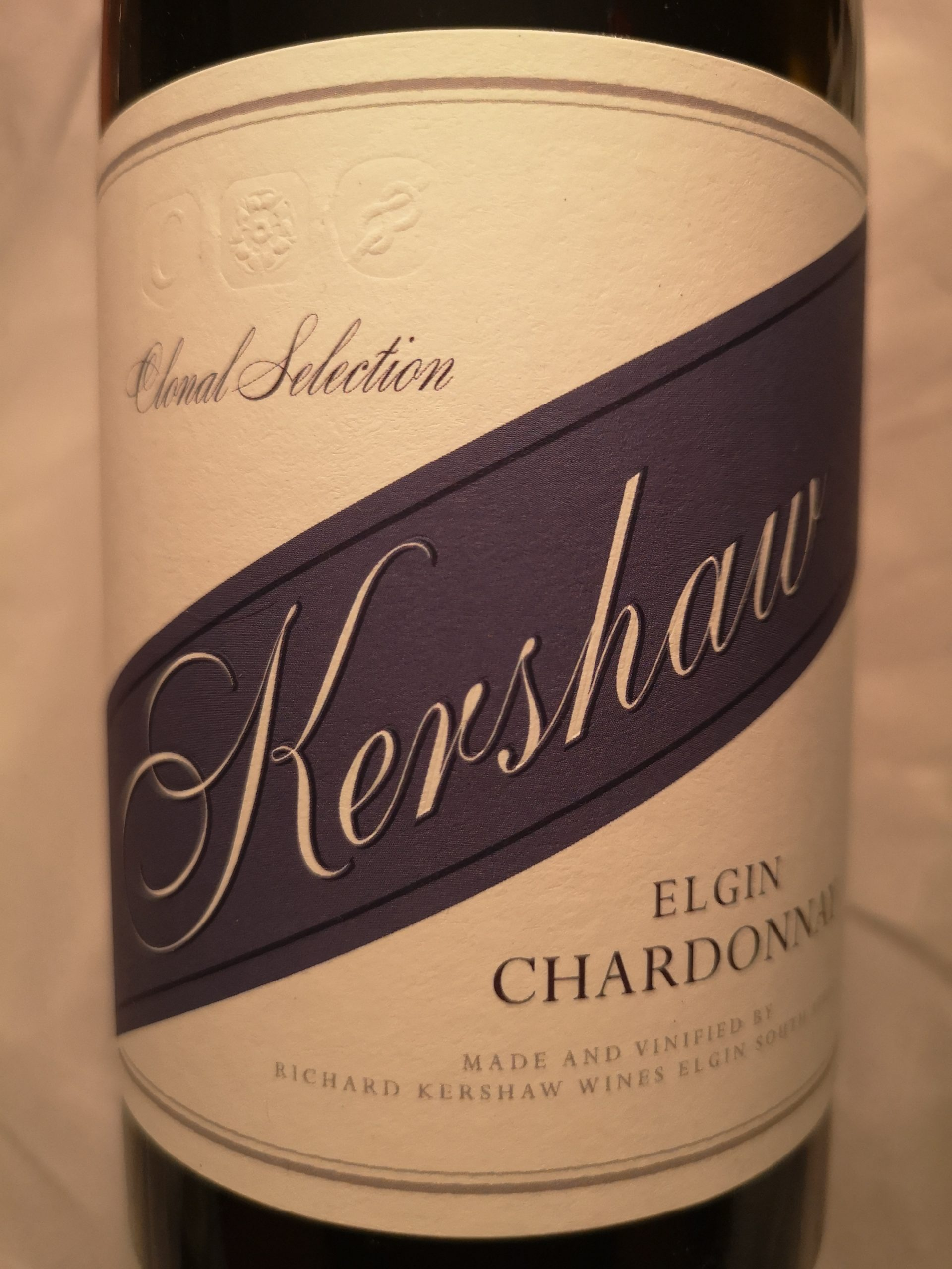 2014 Chardonnay Clonal Selection | Kershaw