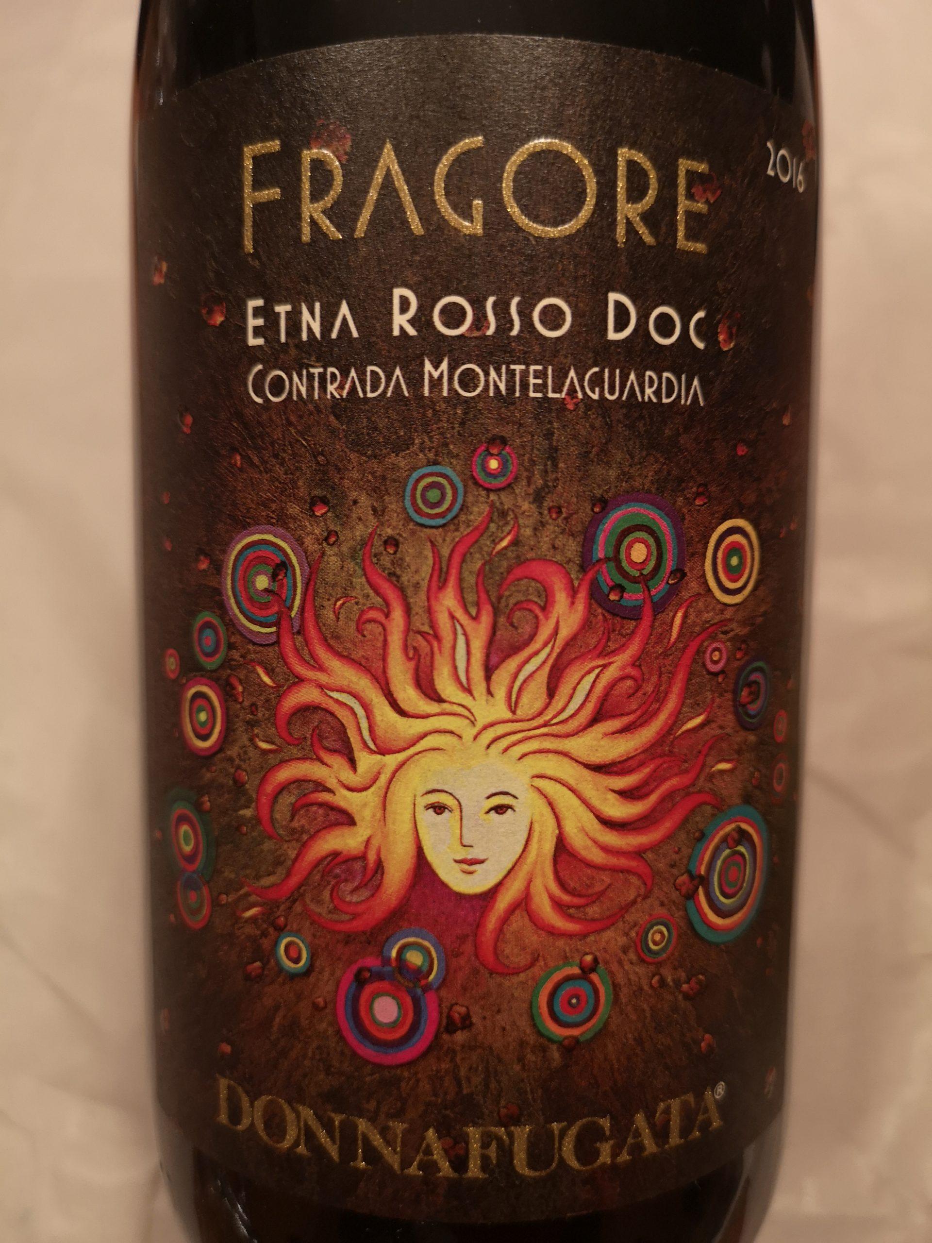 2016 Fragore Etna Rosso | Donnafugata