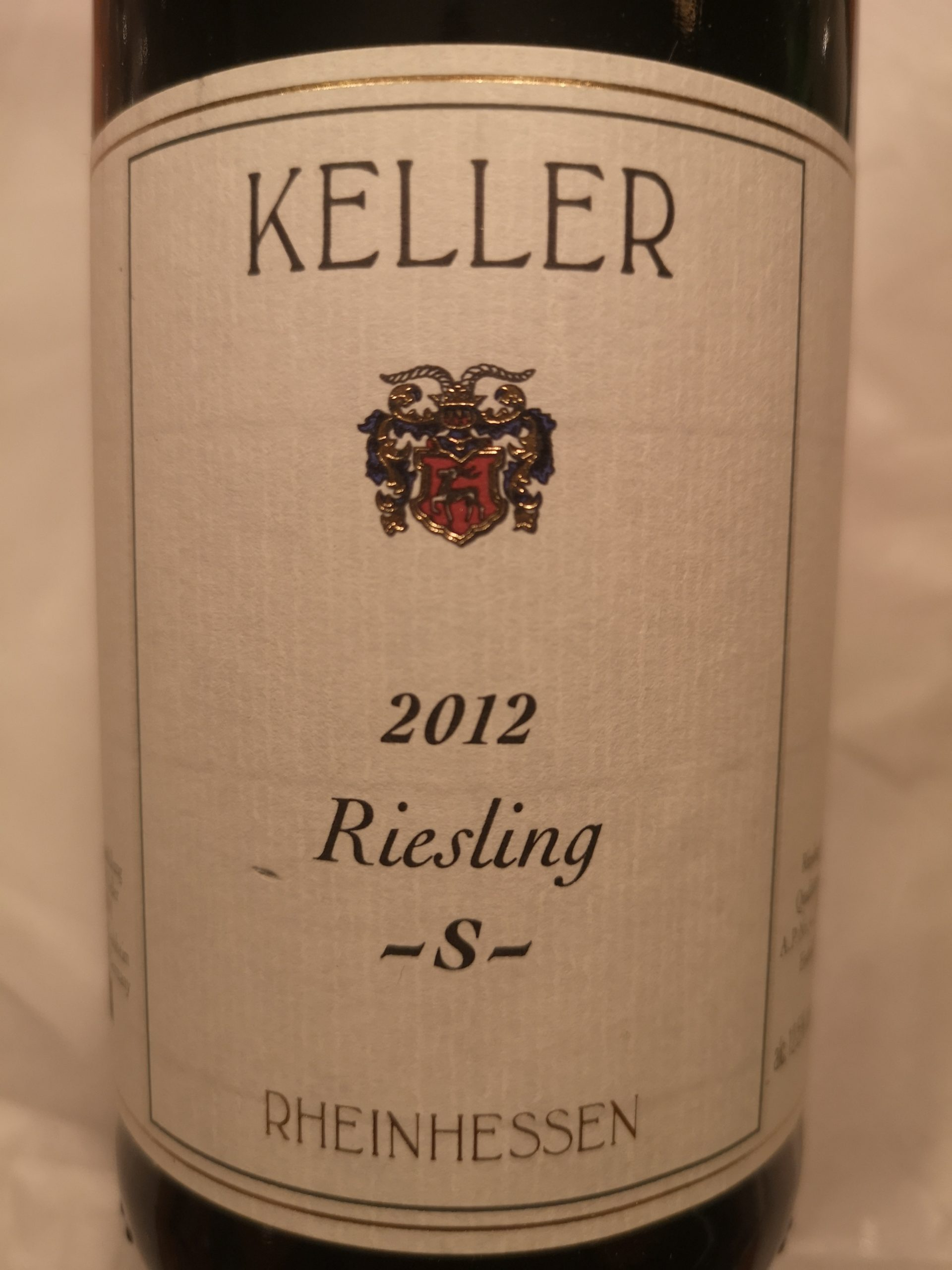 2012 Riesling S | Keller