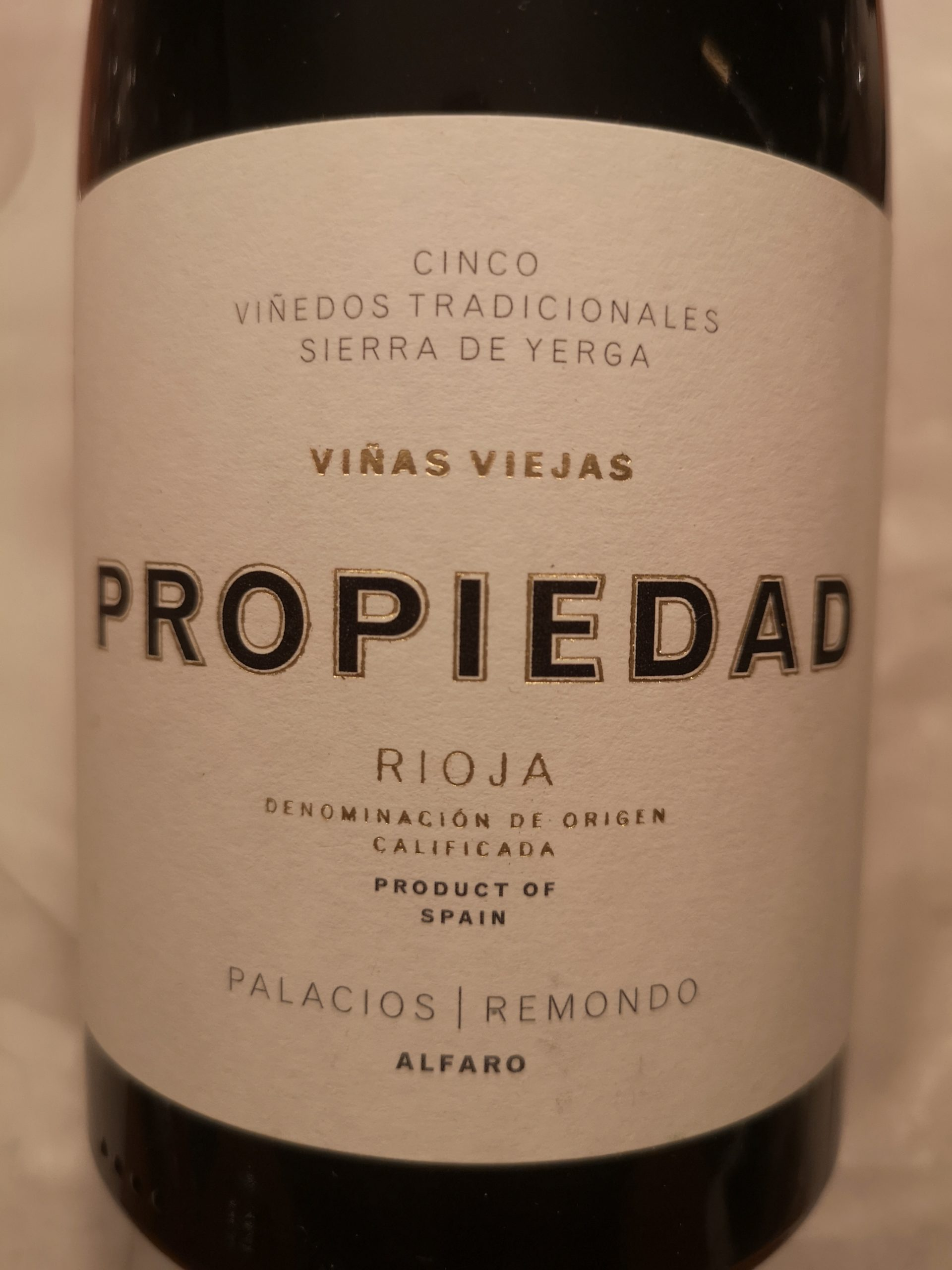 2015 Propiedad | Palacios