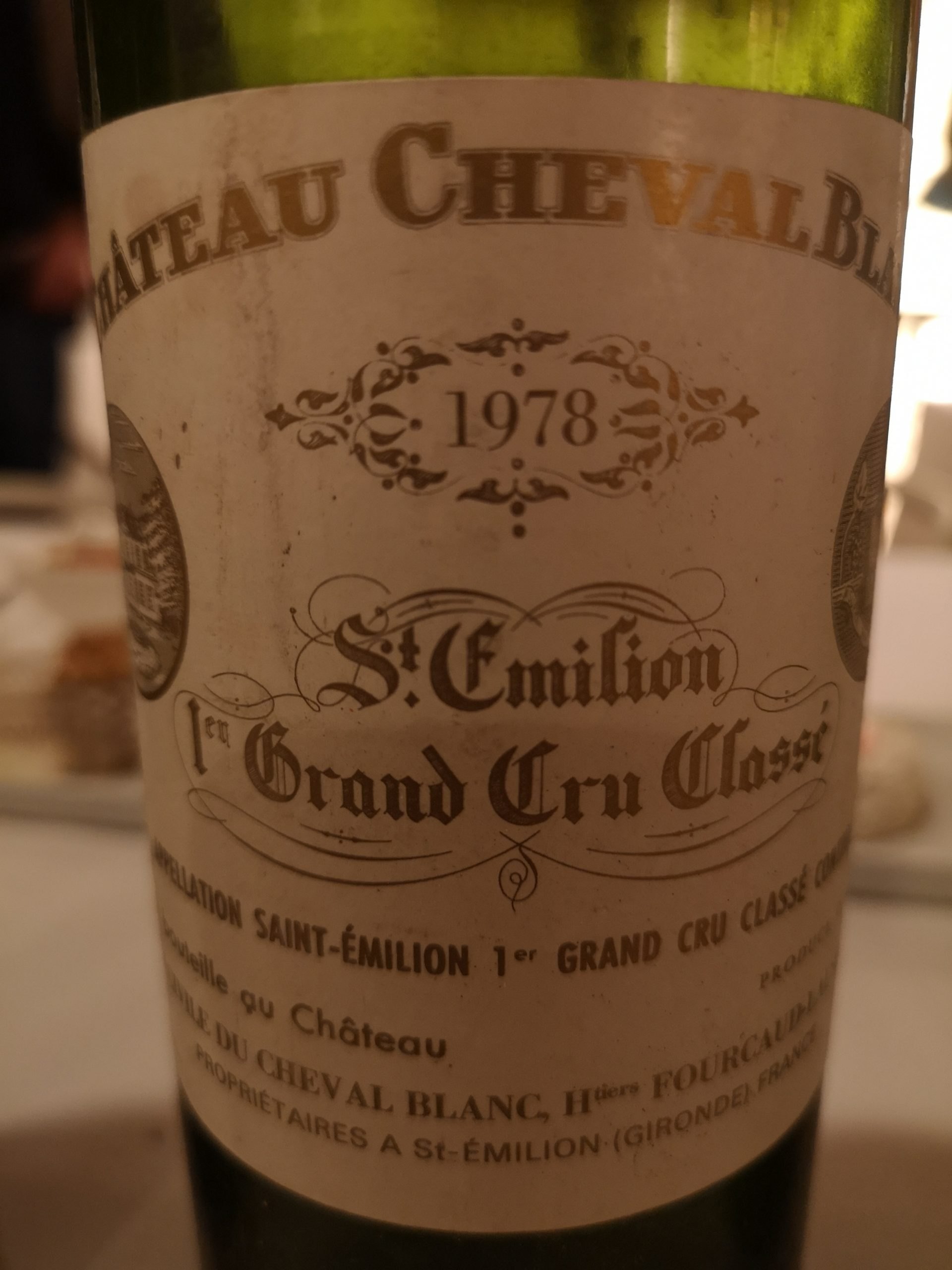 1978 Cheval Blanc | Château Cheval Blanc