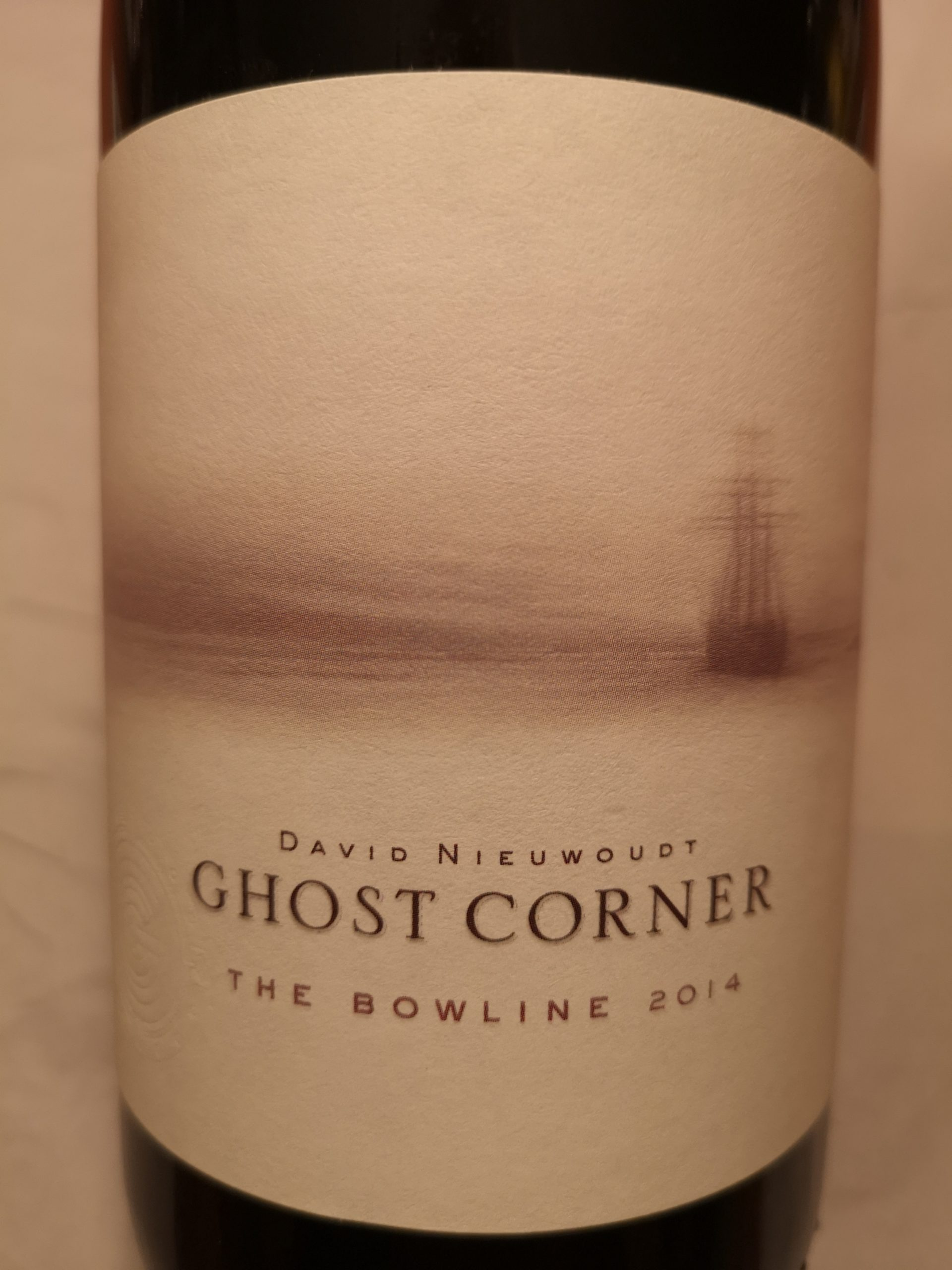 2014 Ghost Corner The Bowline | Cederberg Wines