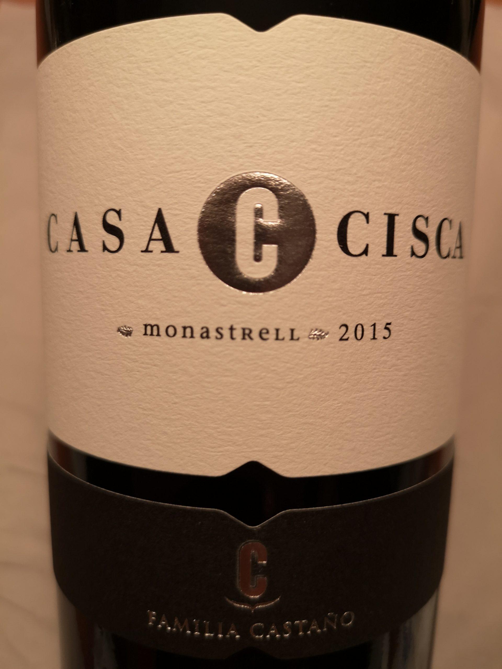2015 Casa Cisca | Castaño