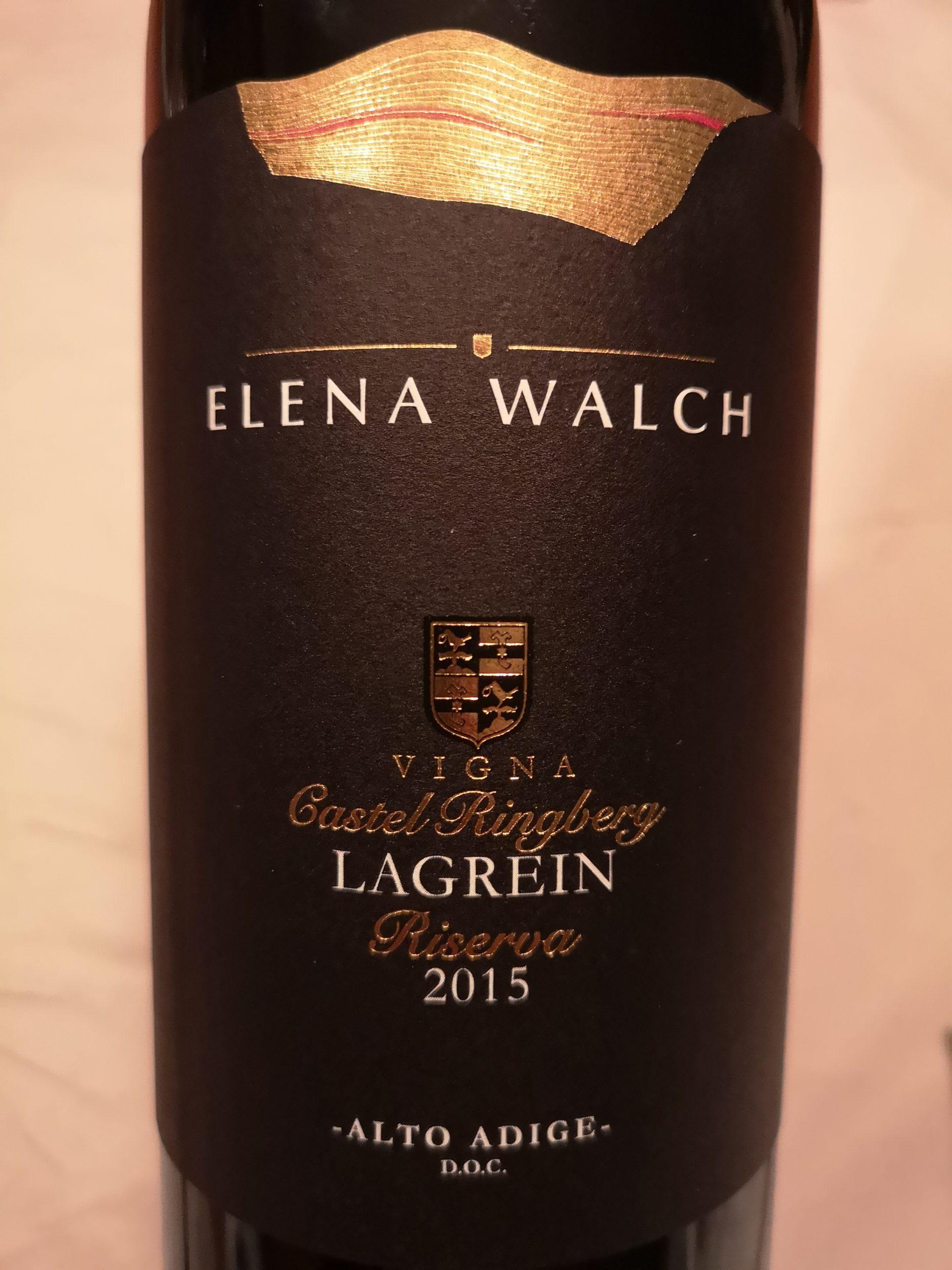 2015 Lagrein Riserva Castel Ringberg | Elena Walch