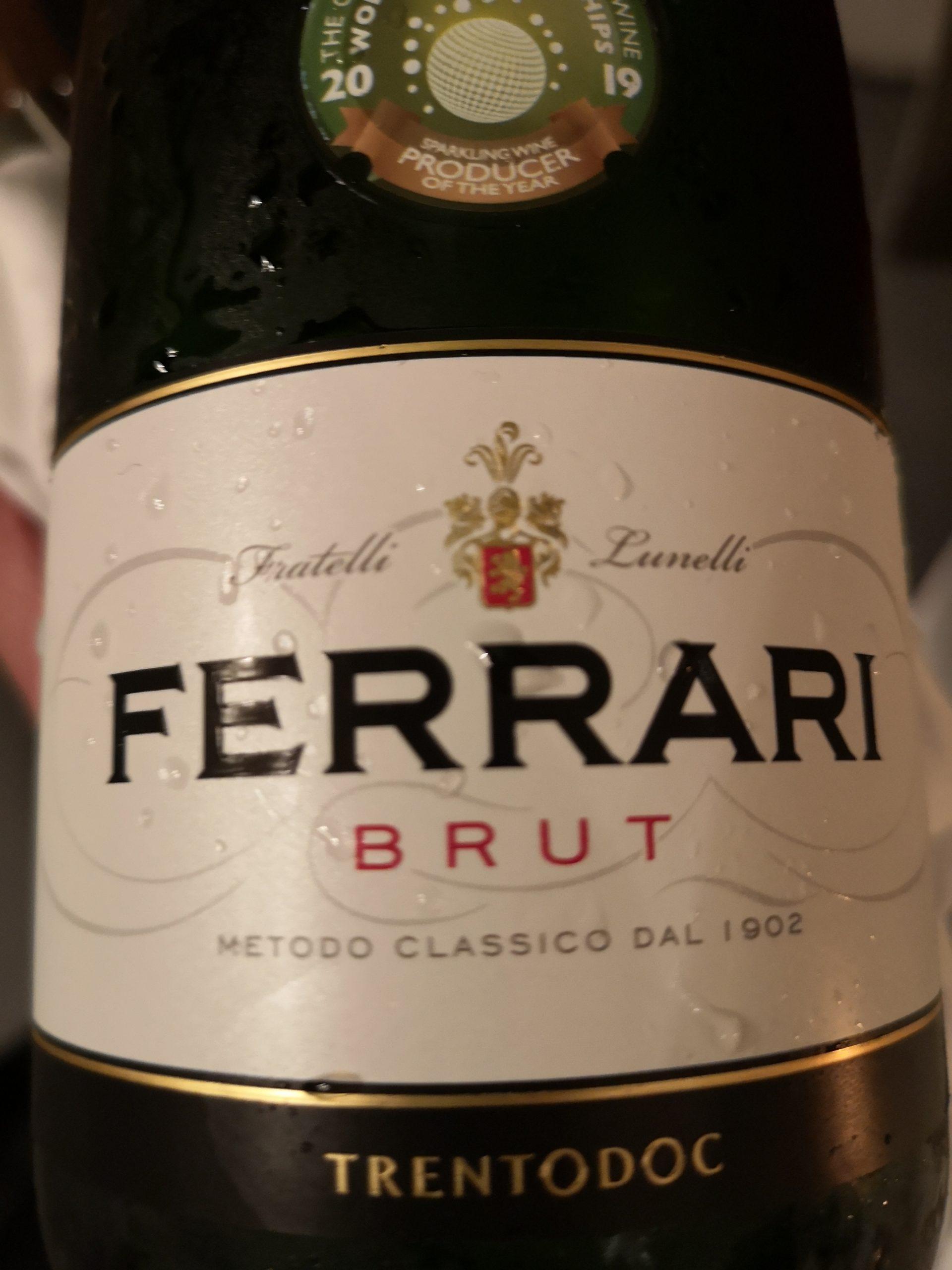 -nv- Ferrari Spumante brut | Ferrari