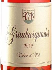 2019 Grauburgunder | Enderle und Moll
