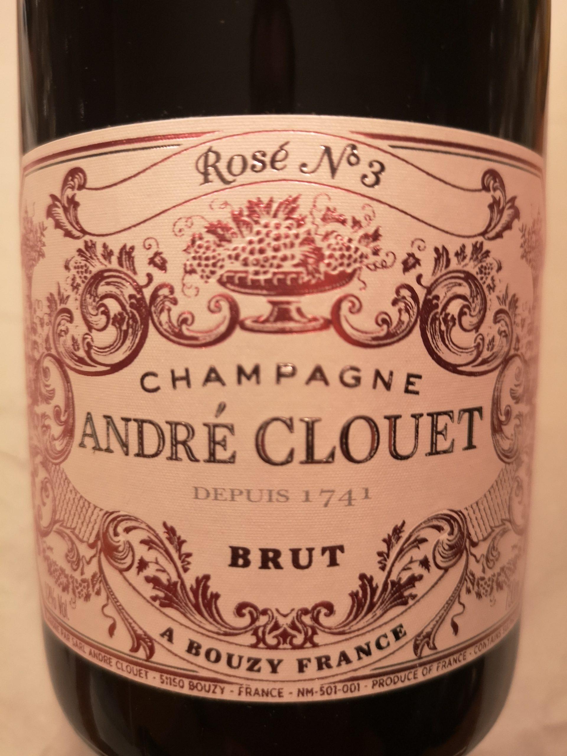 -nv- Champagne Brut Rosé Grand Cru | Clouet