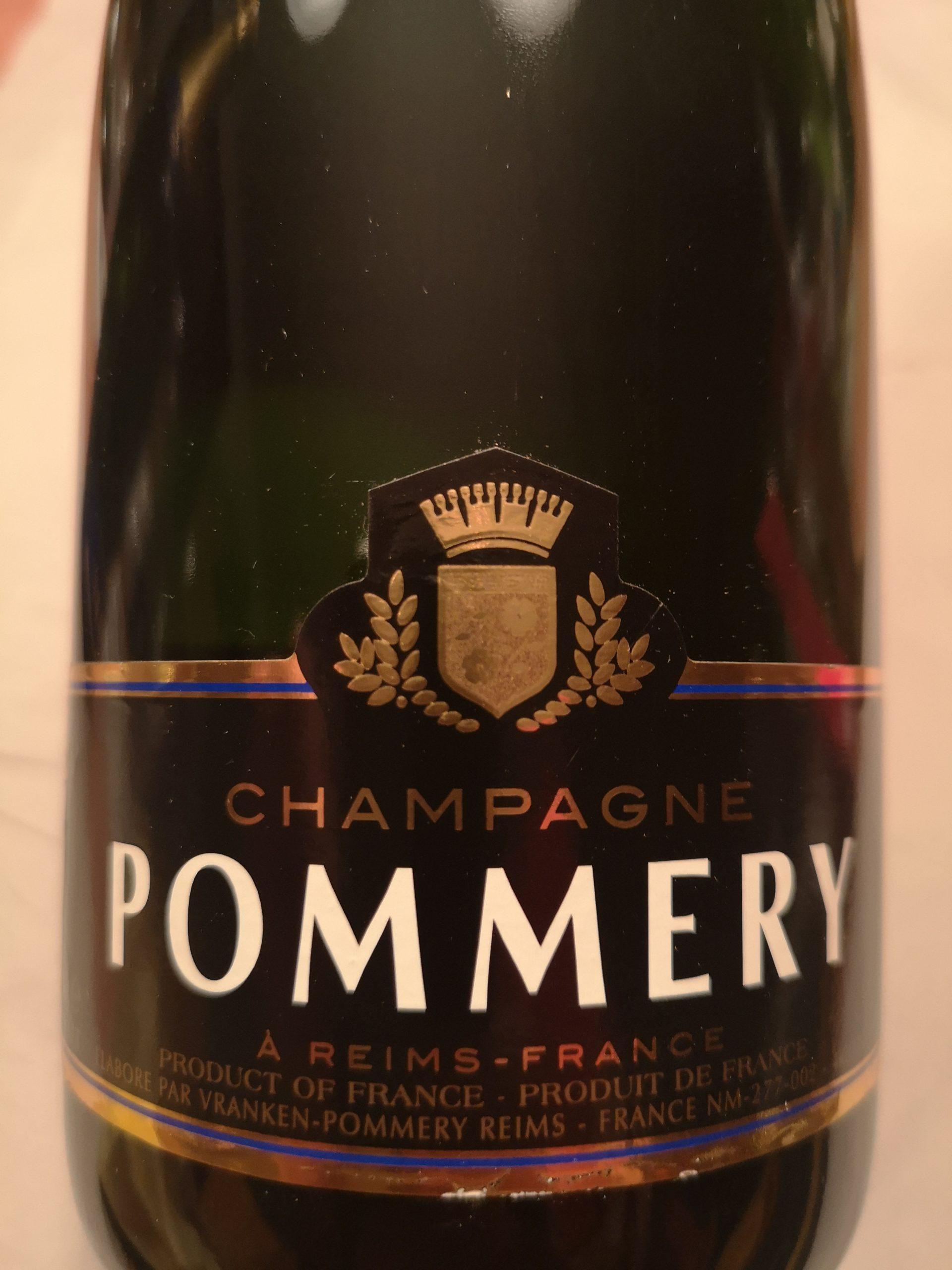 -nv- Champagne Pommery Noir Brut – Pommery