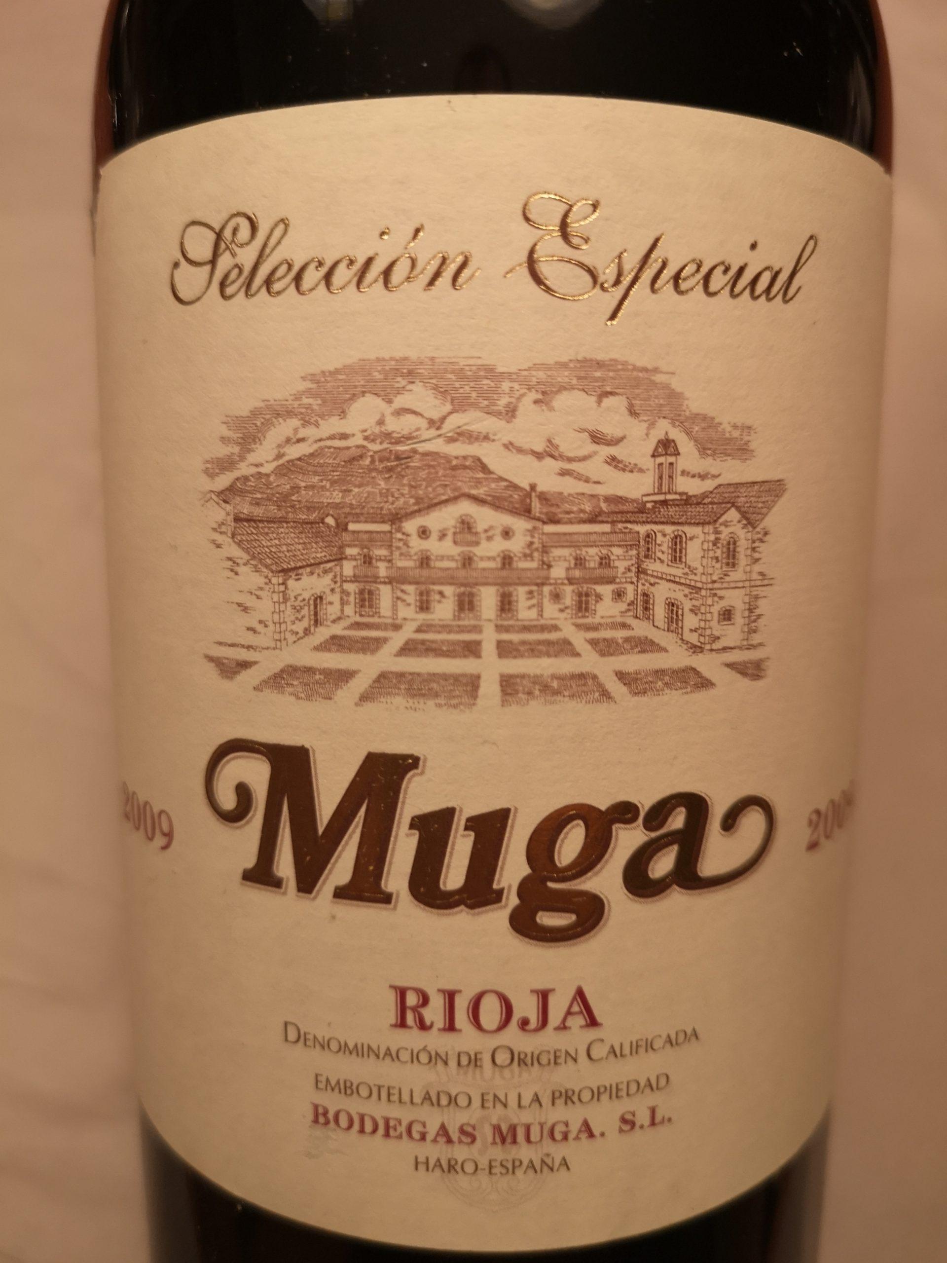 2009 Muga Selección Especial | Bodegas Muga