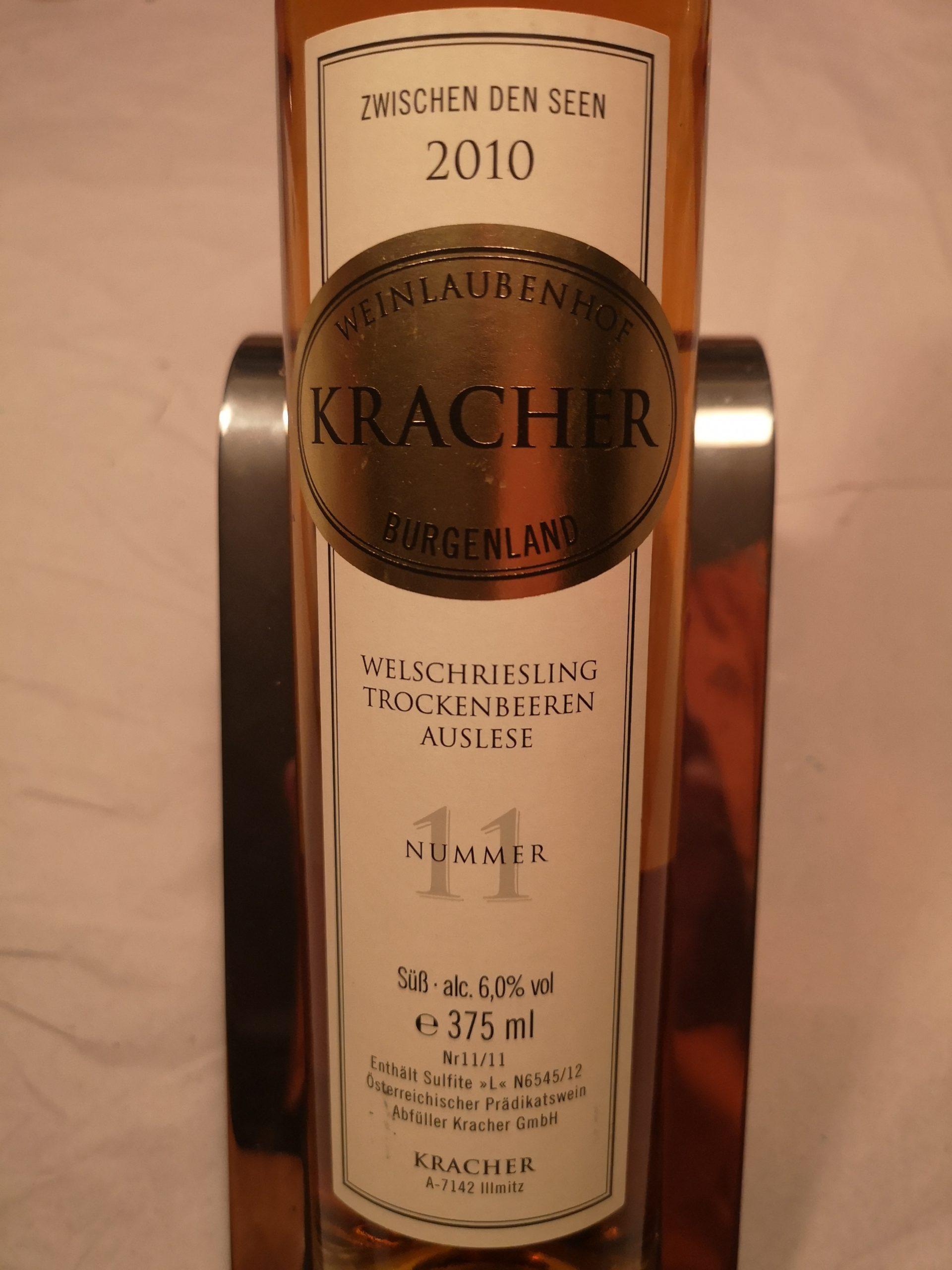 2010 Welschriesling TBA No. 11 | Kracher