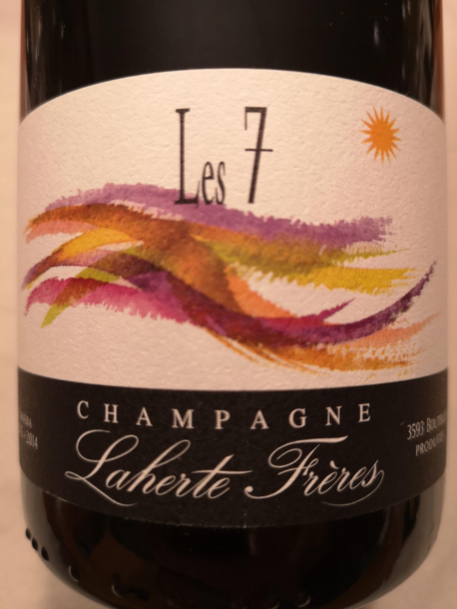 -nv- Champagne Les 7 Solera EB | Laherte Frères
