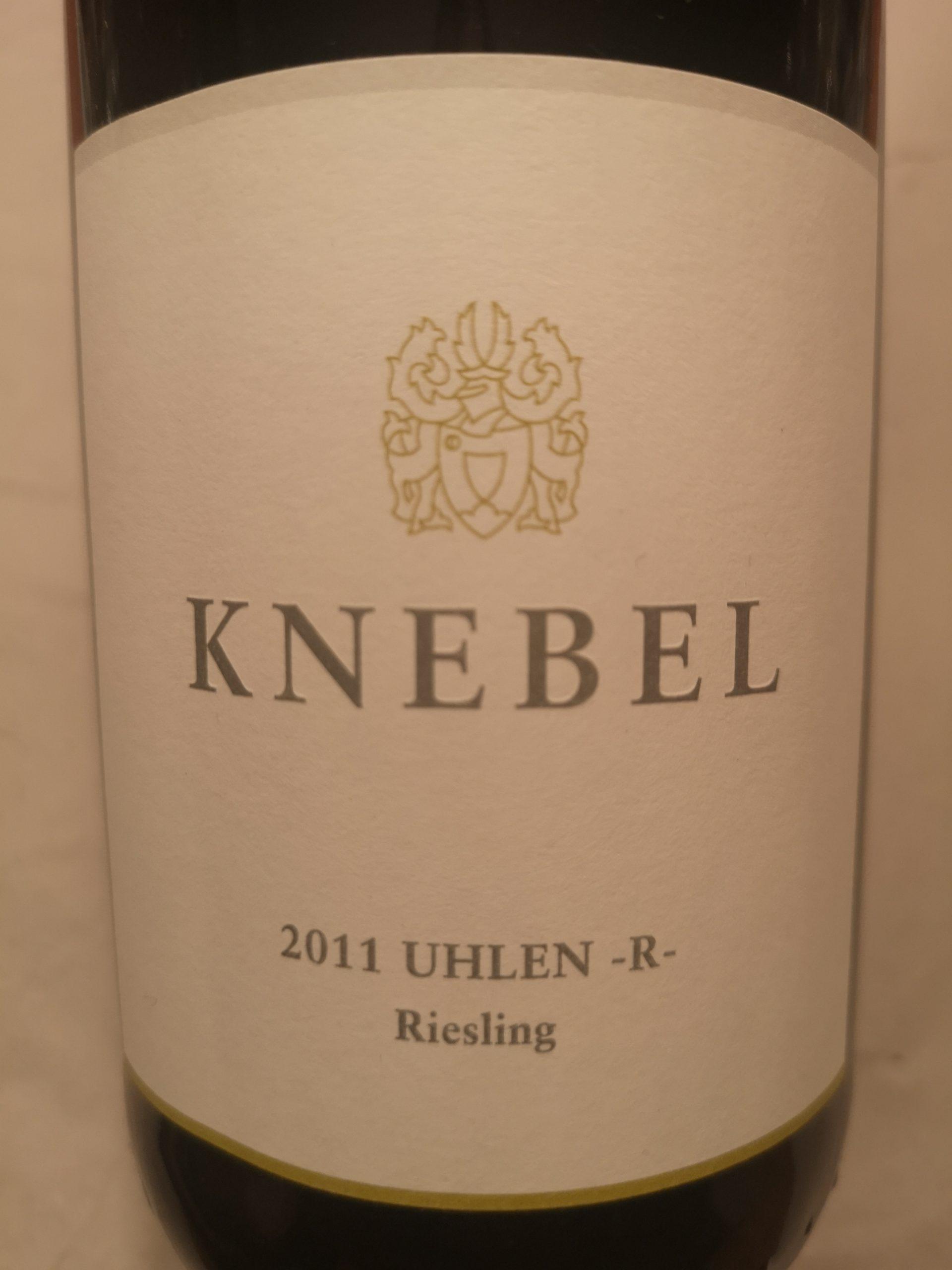 2011 Riesling Uhlen R | Knebel