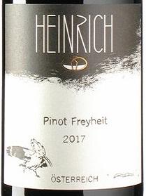 2017 Pinot Freyheit | Heinrich