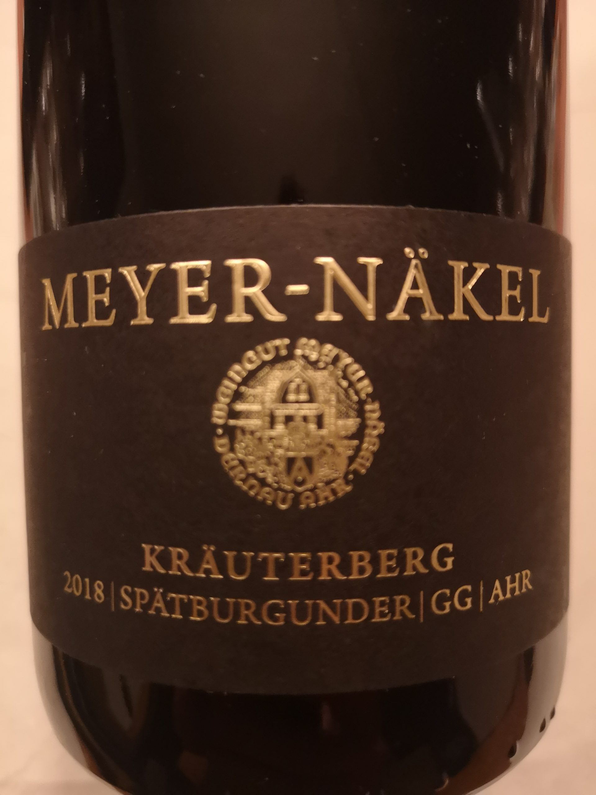 2018 Spätburgunder Walporzheimer Kräuterberg GG | Meyer-Näkel