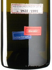 2018 Weißburgunder | Lichtenberger & Gonzalez