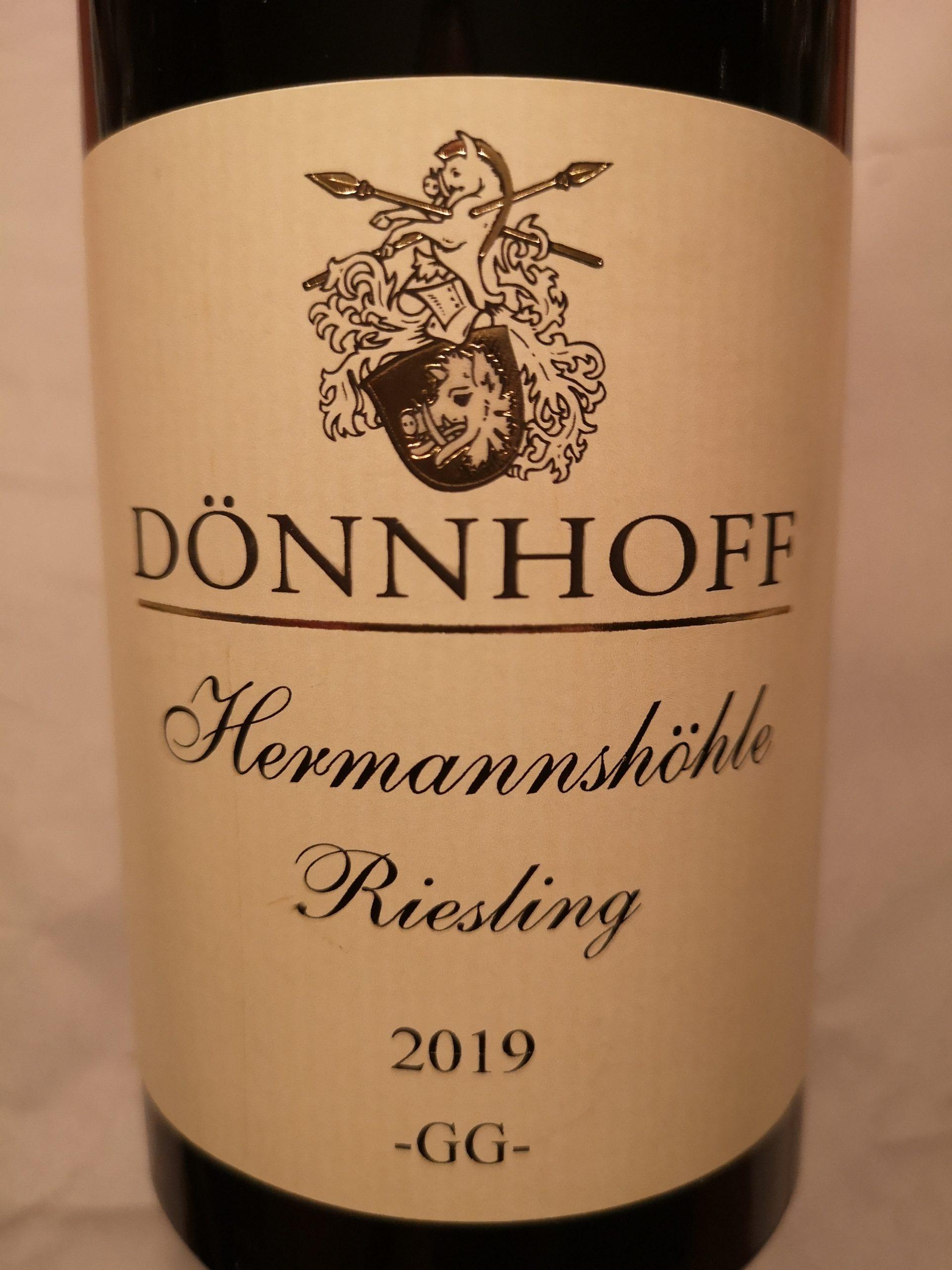 2019 Riesling Hermannshöhle | Dönnhoff