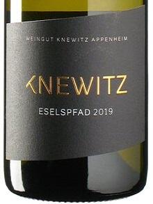 2019 Weißer Burgunder Eselspfad | Knewitz