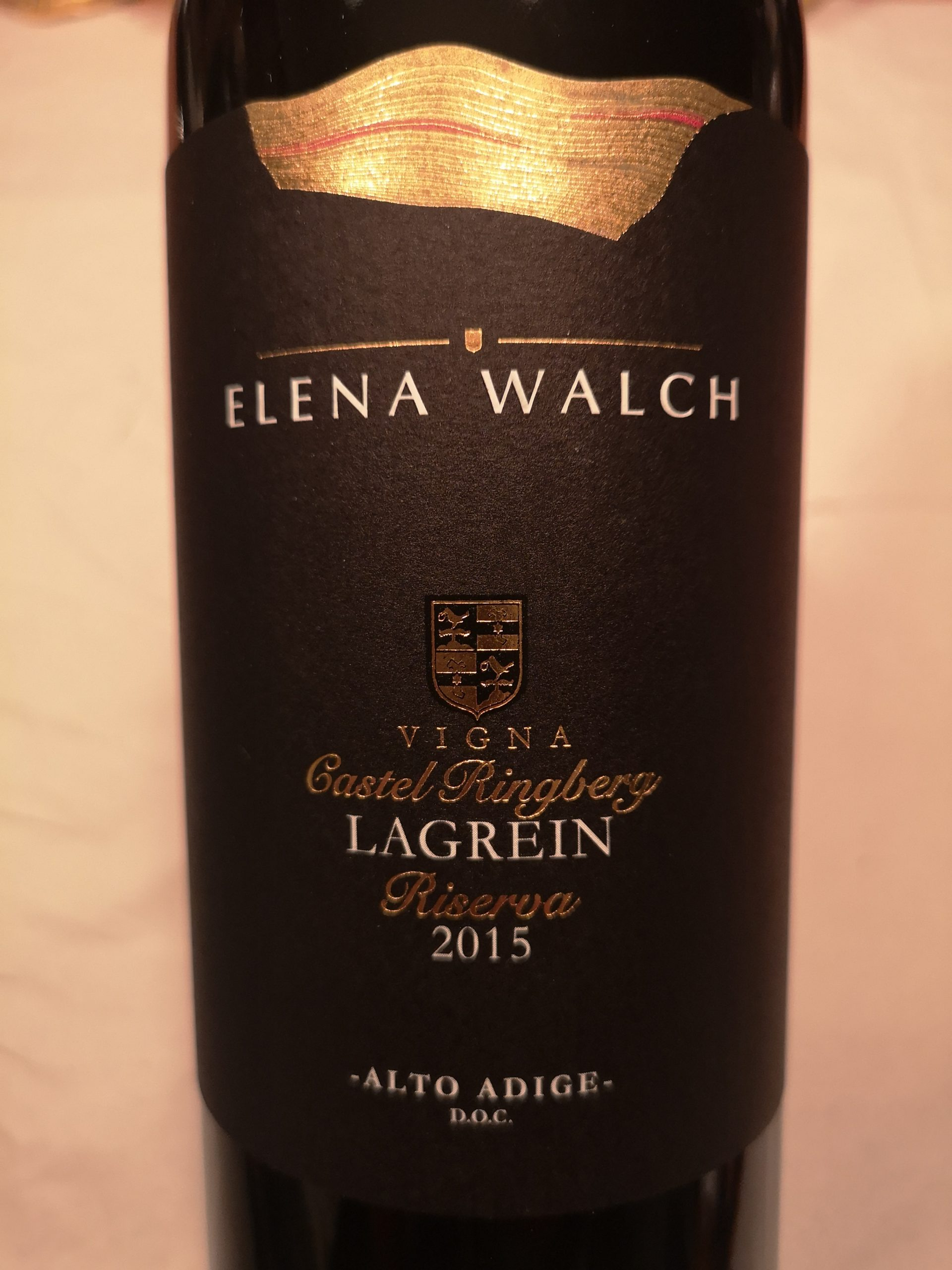 2015 Lagrein Riserva Castel Ringberg | Walch