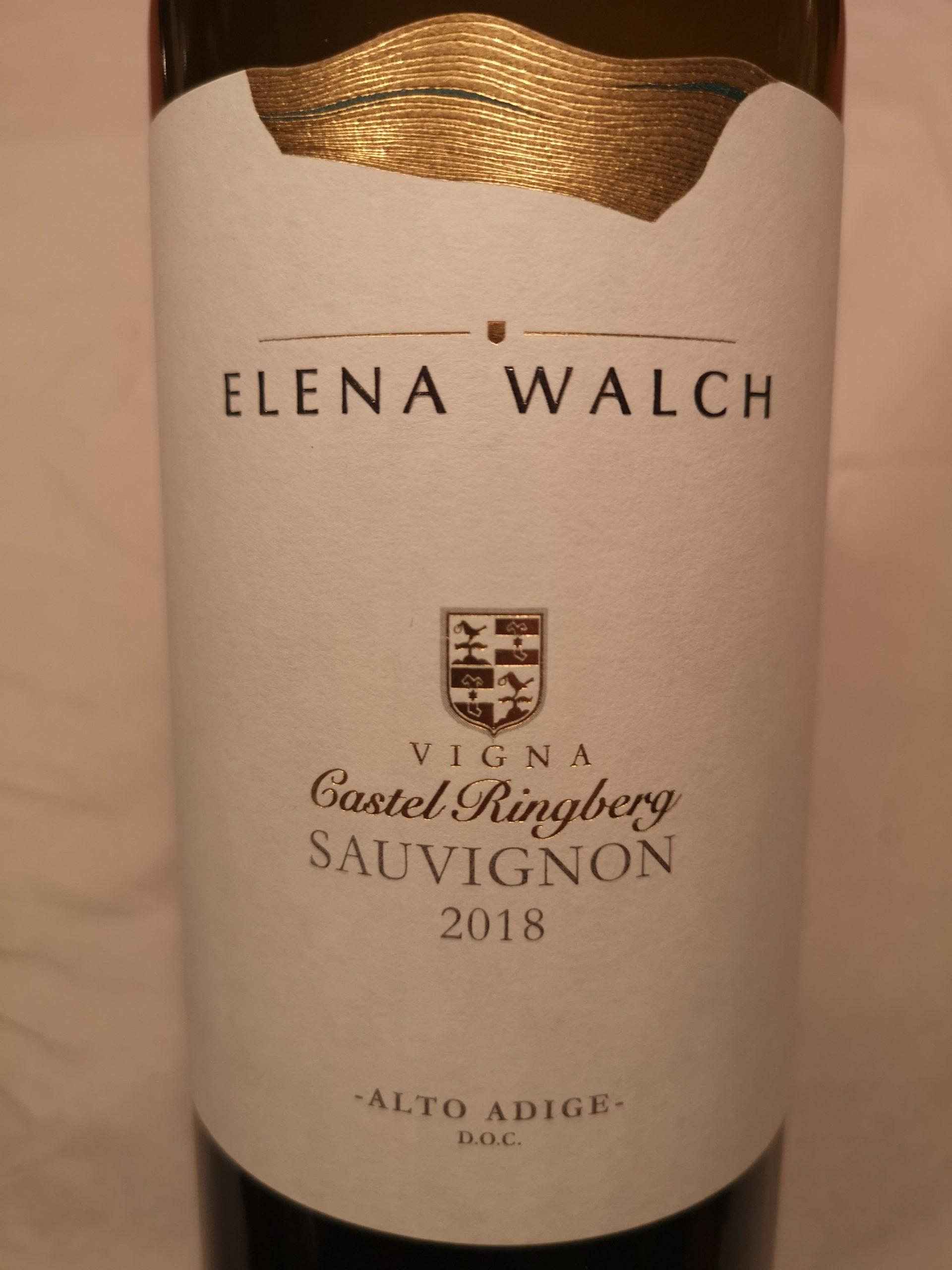2018 Sauvignon Blanc Castel Ringberg | Walch
