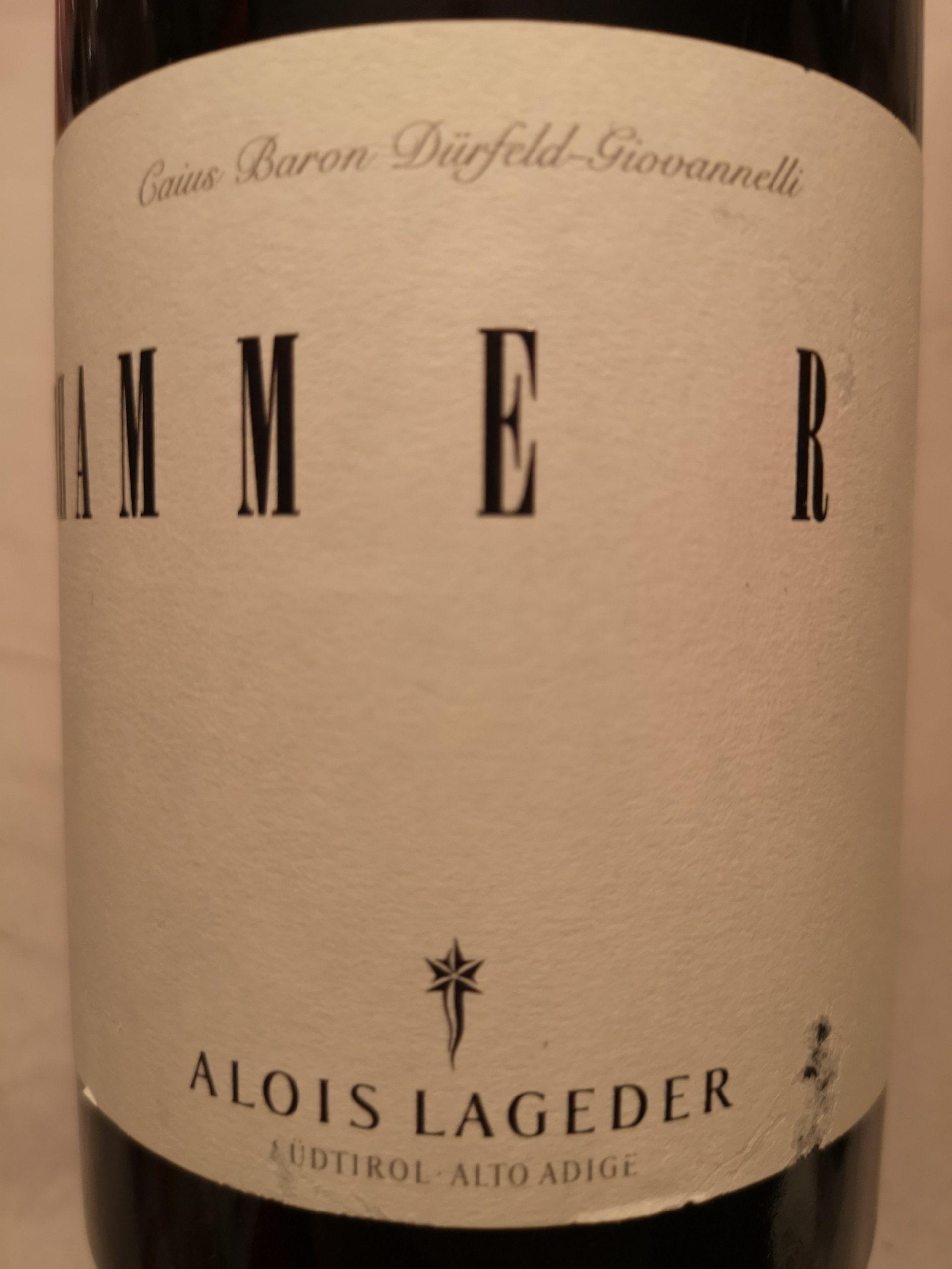 2010 Tannhammer | Lageder