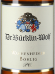 2017 Riesling Böhlig PC | Bürklin-Wolf