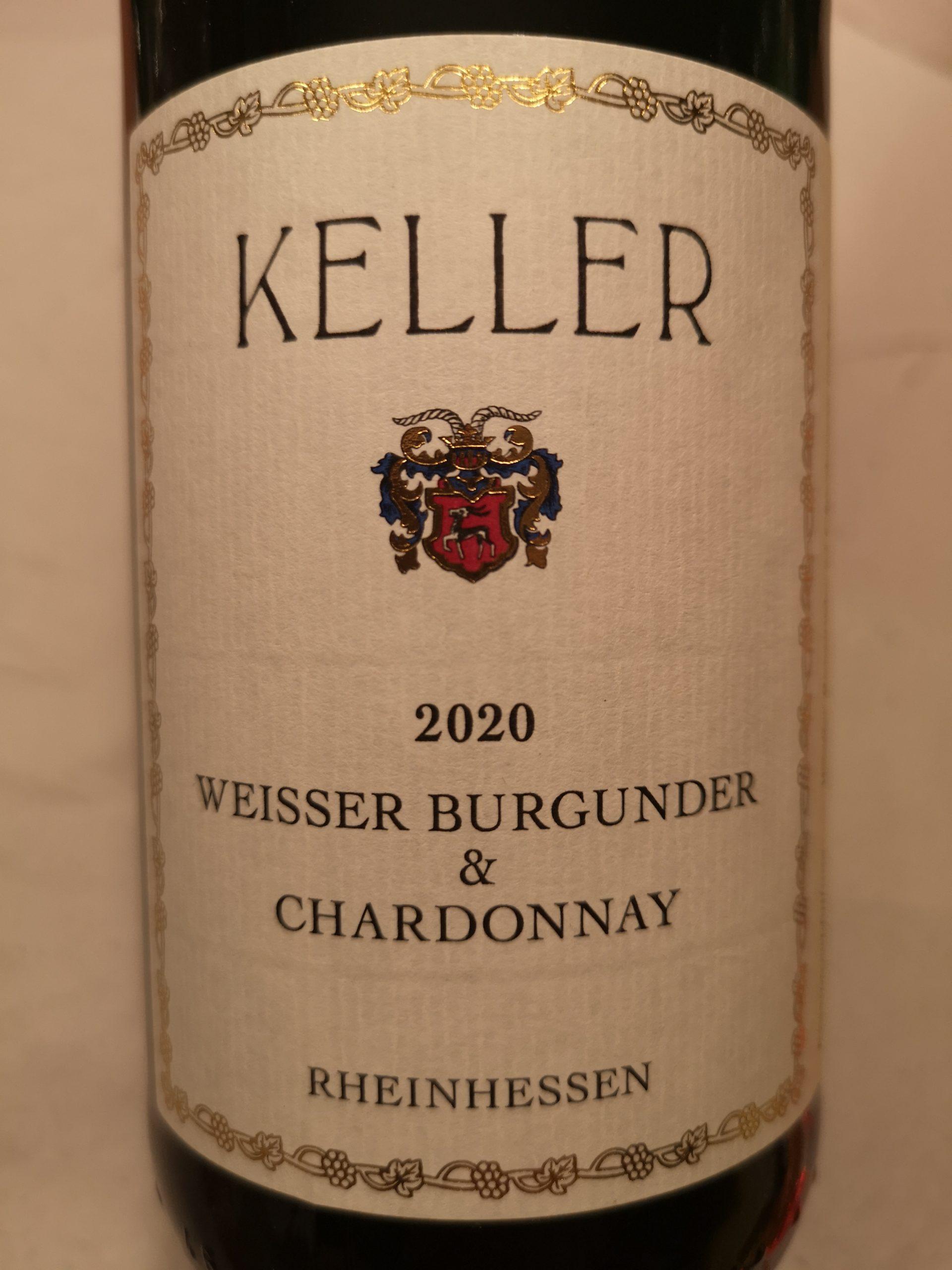 2020 Weißer Burgunder & Chardonnay | Keller