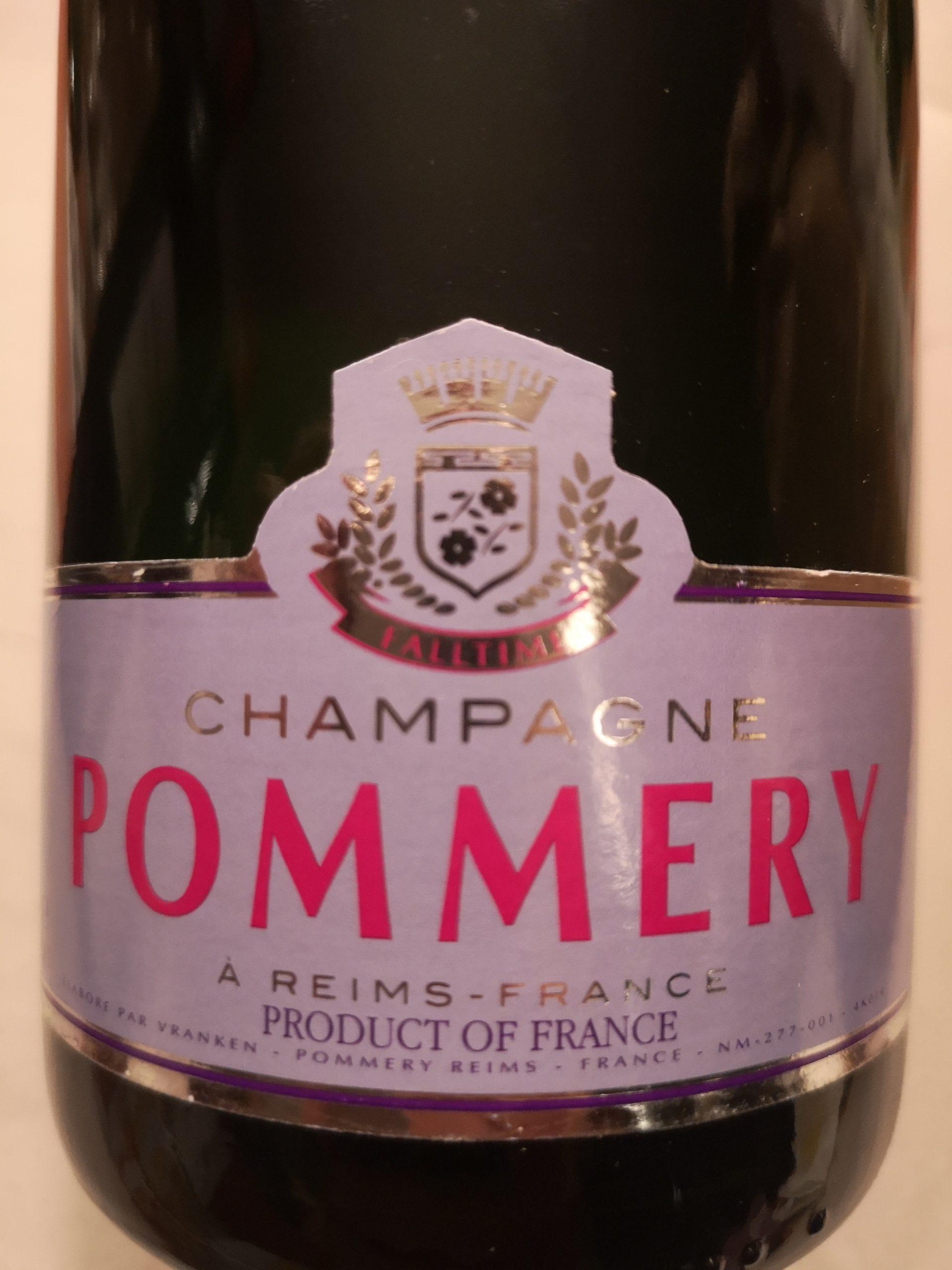 -nv- Champagne Falltime Extra Dry | Pommery