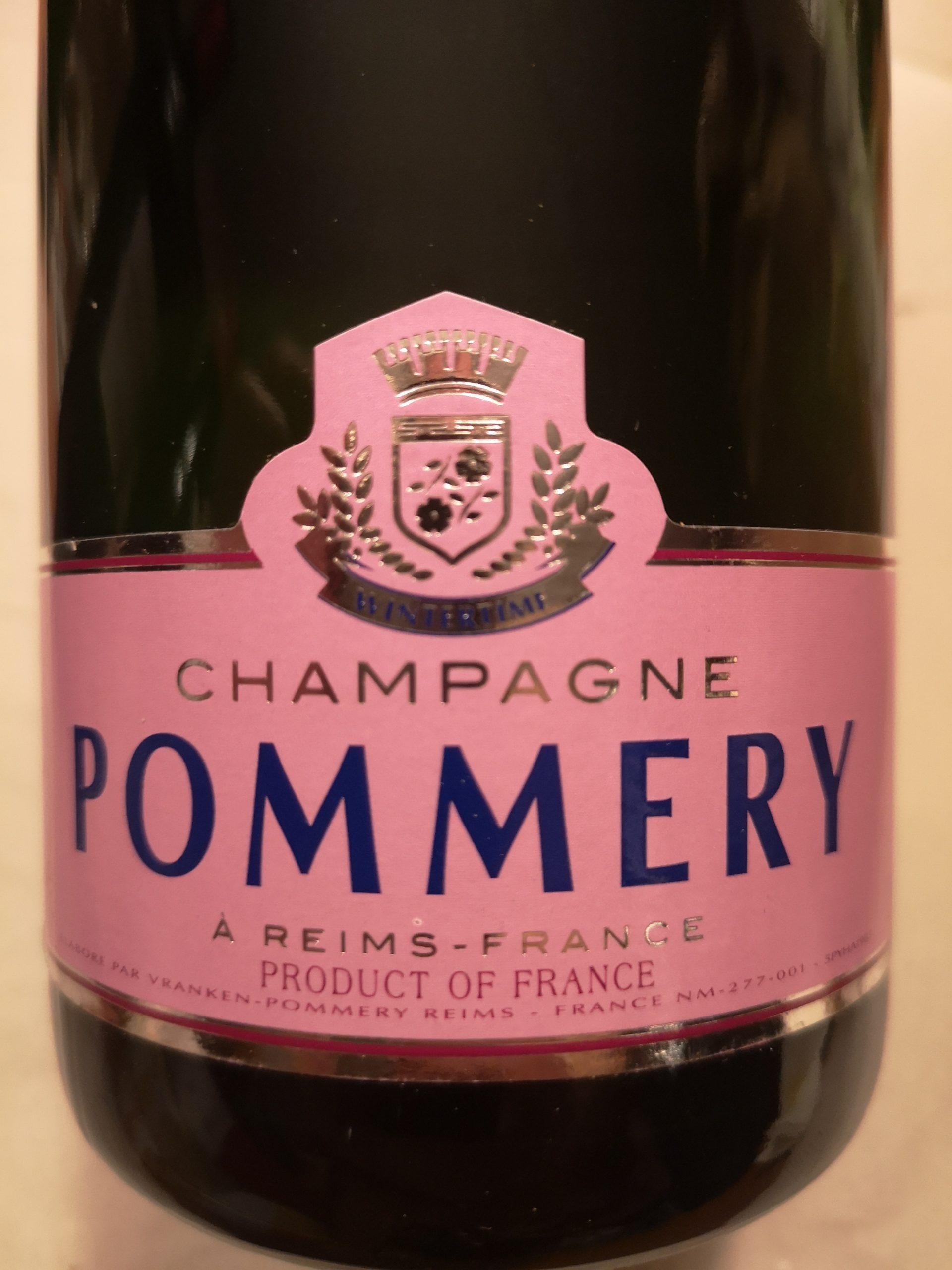 -nv- Champagne Wintertime Blanc de Noirs | Pommery