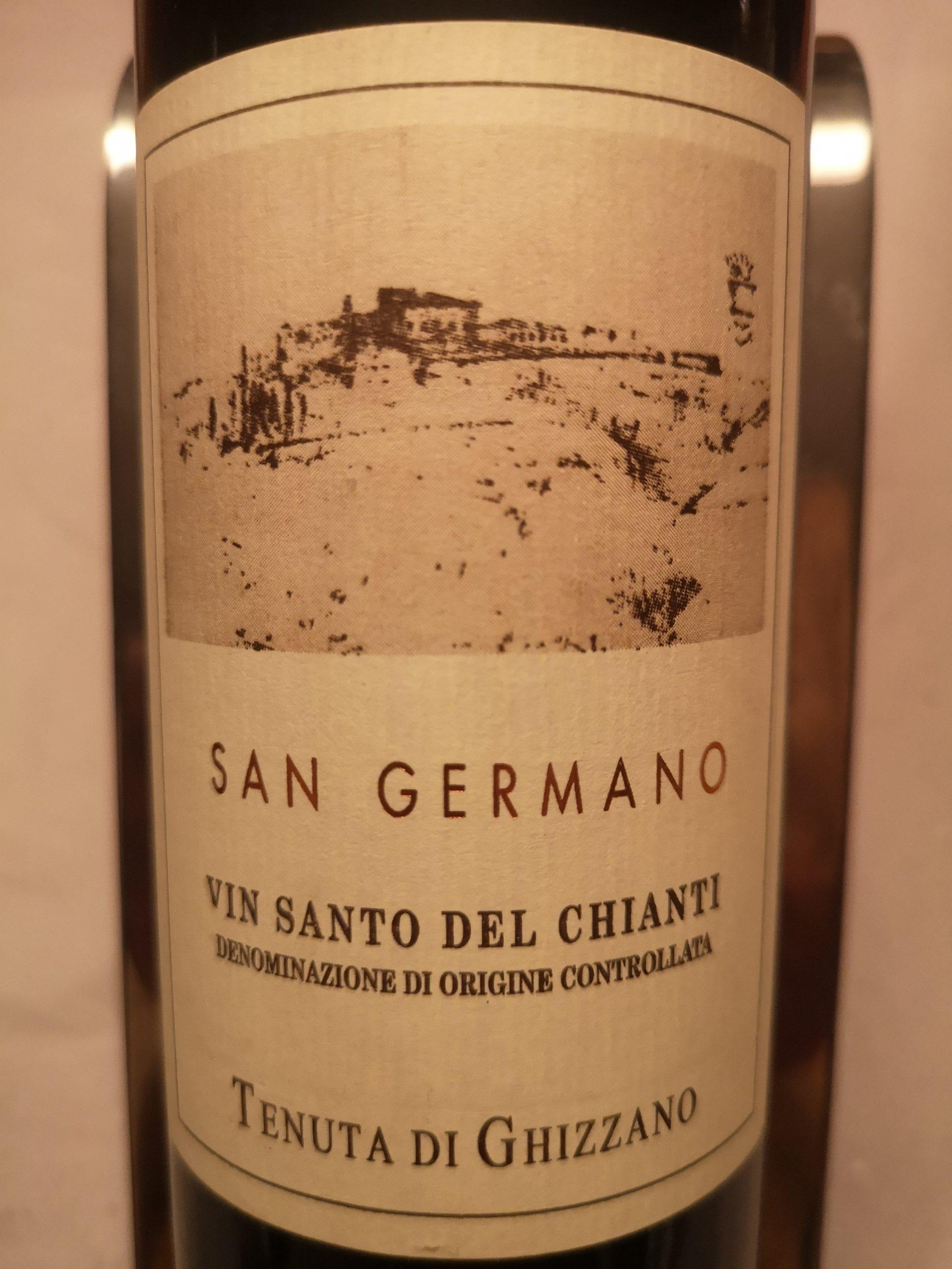 2006 San Germano Vin Santo | Tenuta di Ghizzano