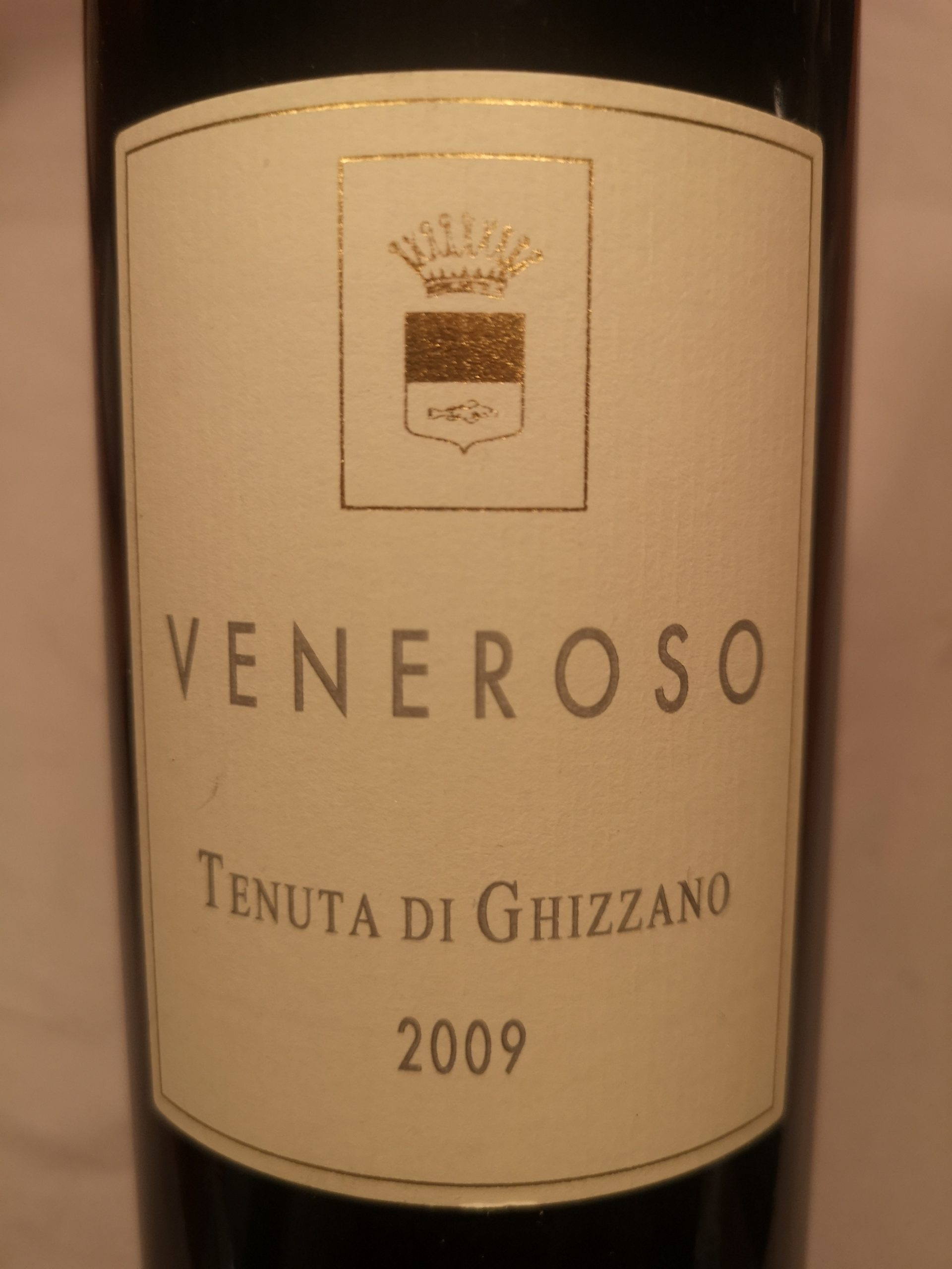 2009 Veneroso | Tenuta di Ghizzano