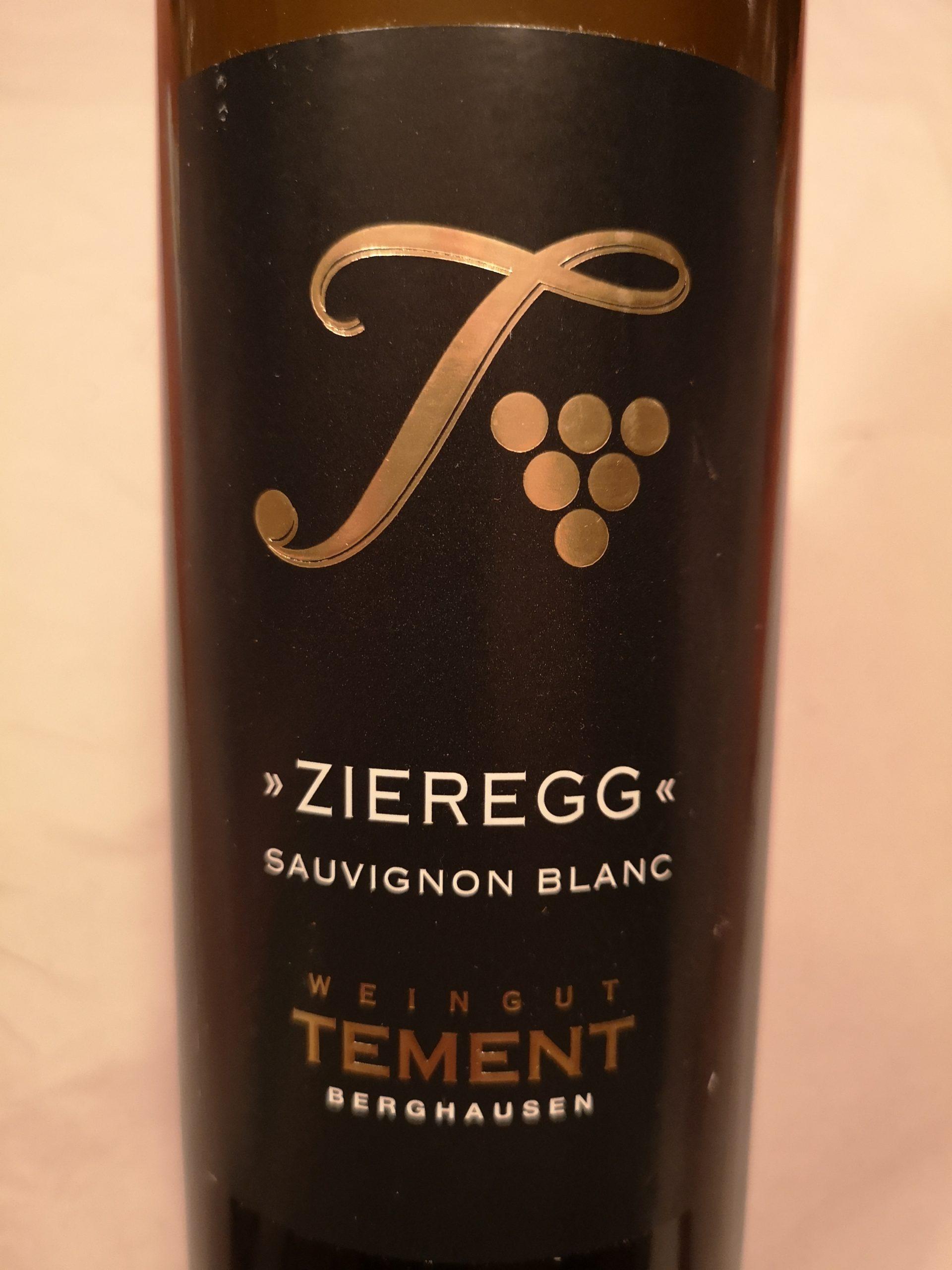 2011 Sauvignon Blanc Zieregg STK | Tement