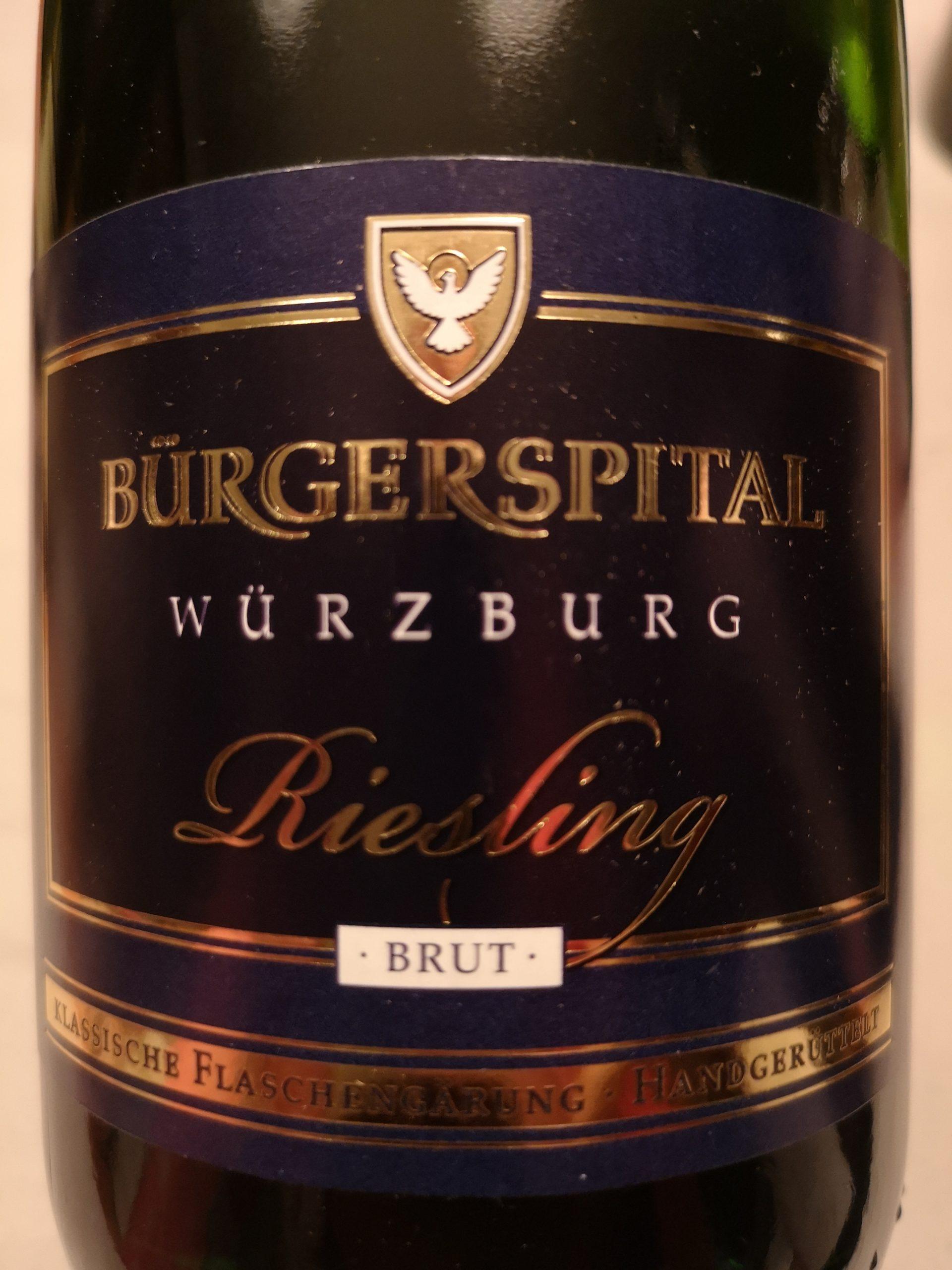 2016 Riesling Würzburg brut | Bürgerspital