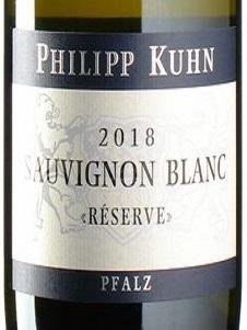 2018 Sauvignon Blanc Reserve | Kuhn
