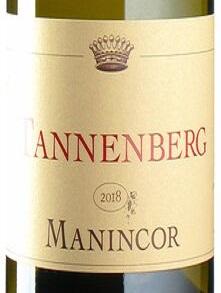 2018 Sauvignon Blanc Tannenberg | Manincor