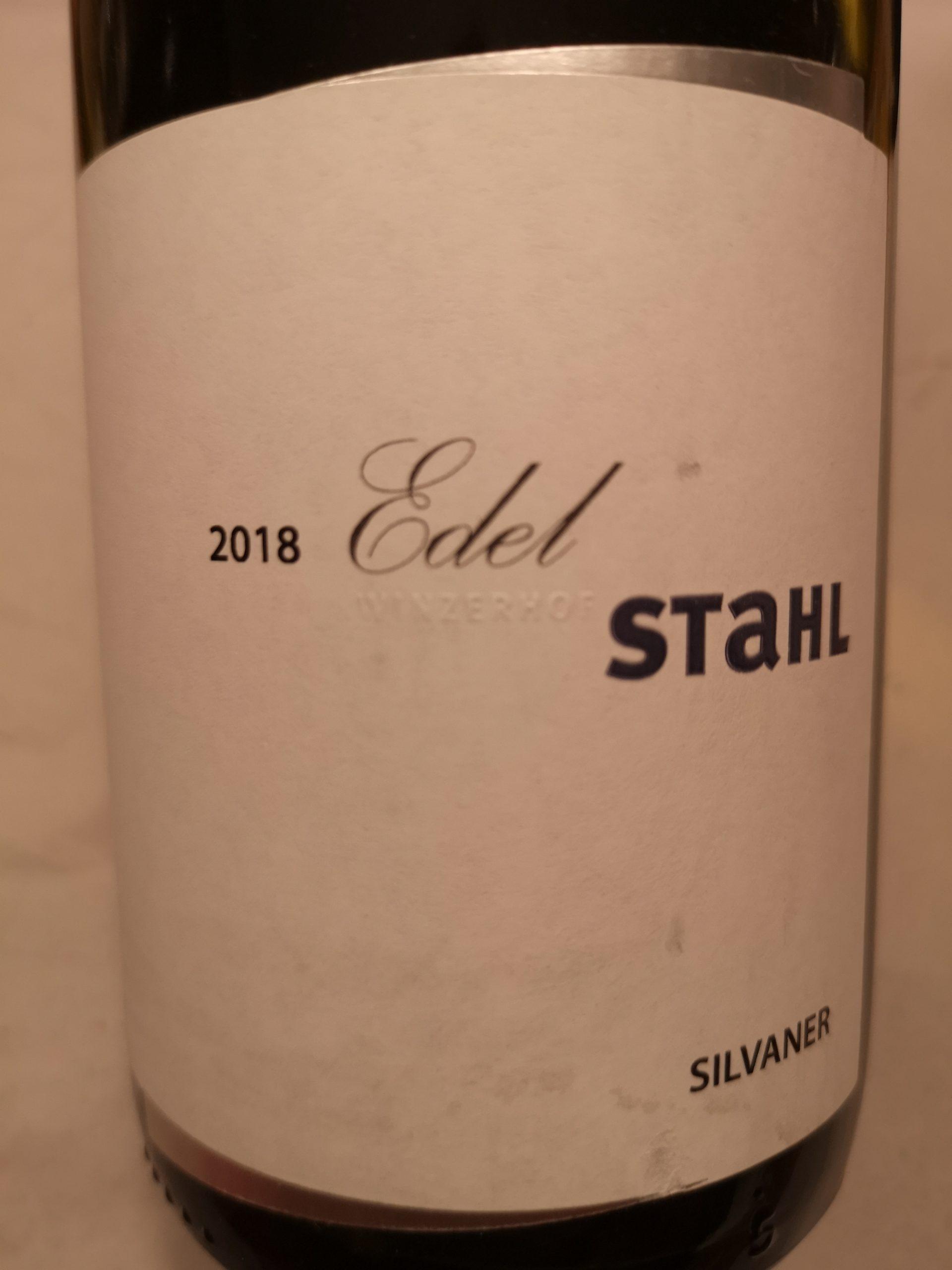 2018 Silvaner EdelStahl | Stahl