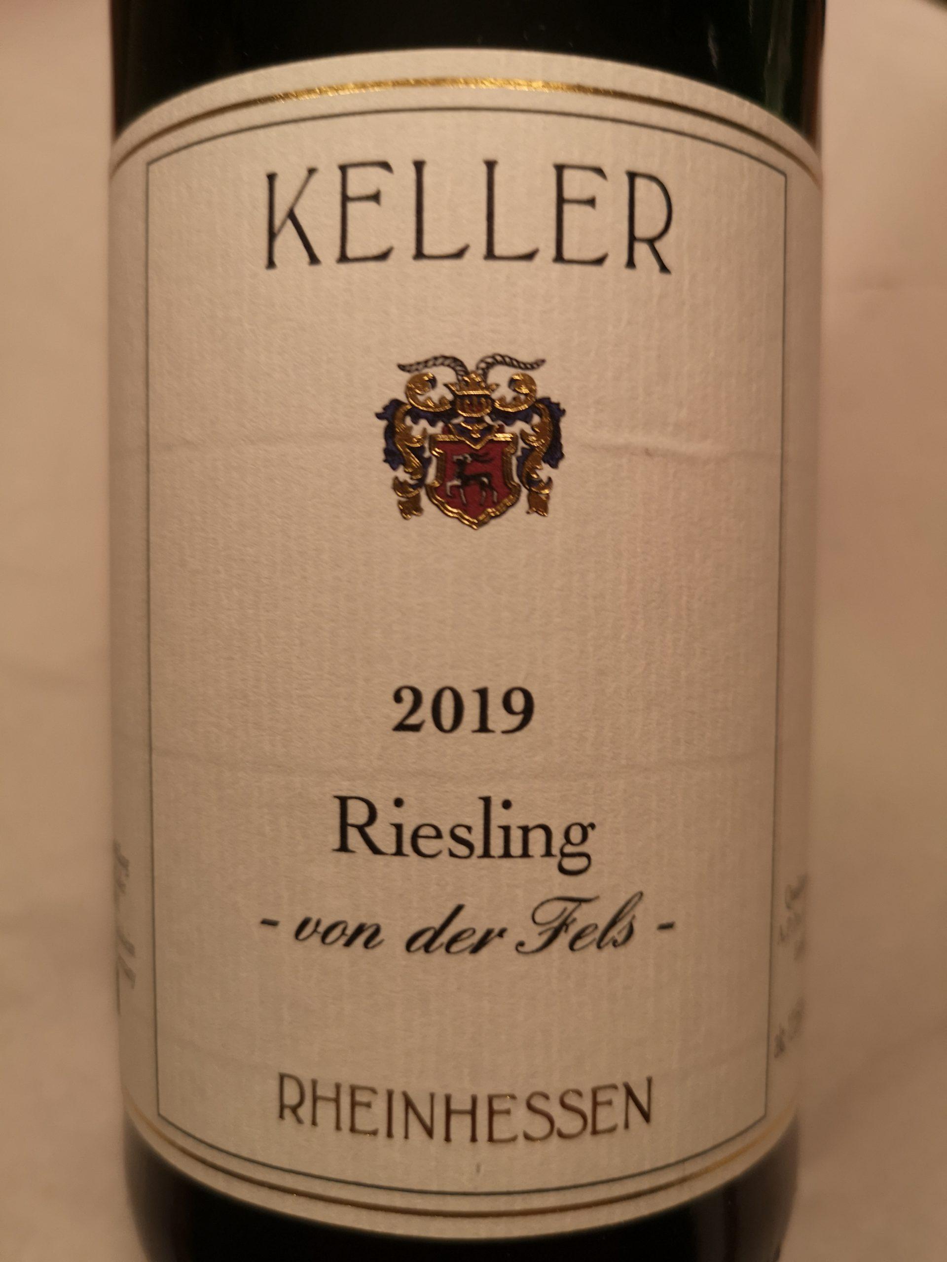 2019 Riesling von der Fels | Keller